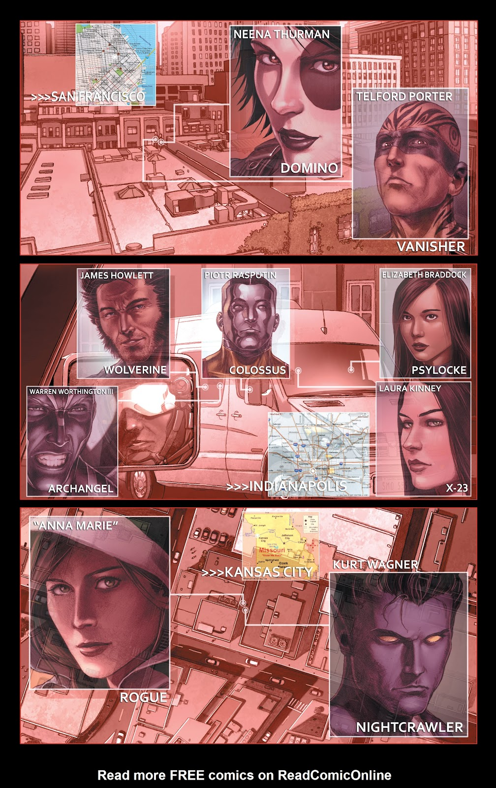 Read online X-Men: Second Coming comic -  Issue # _TPB (Part 2) - 16