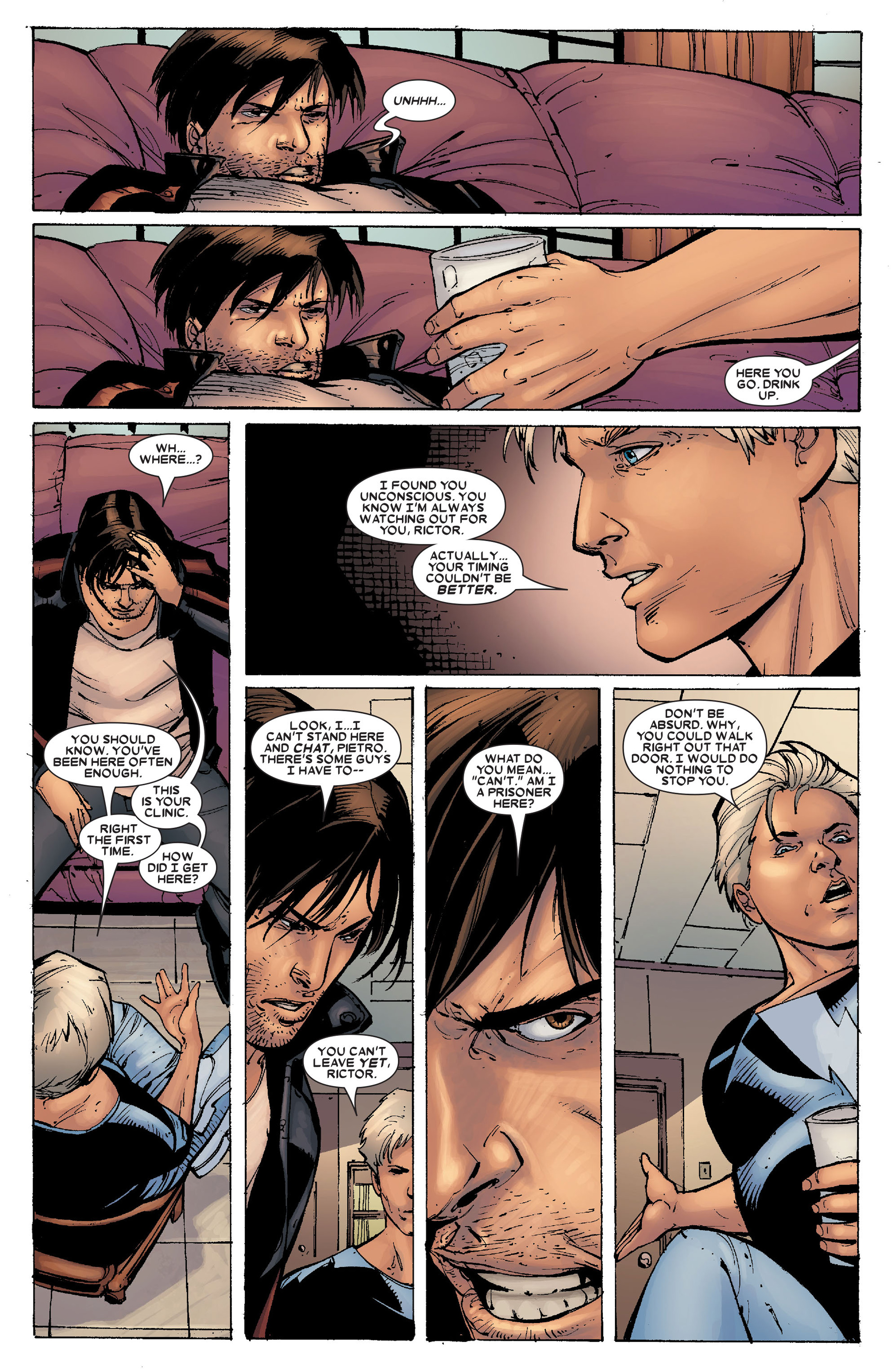 Read online X-Factor (2006) comic -  Issue #19 - 23