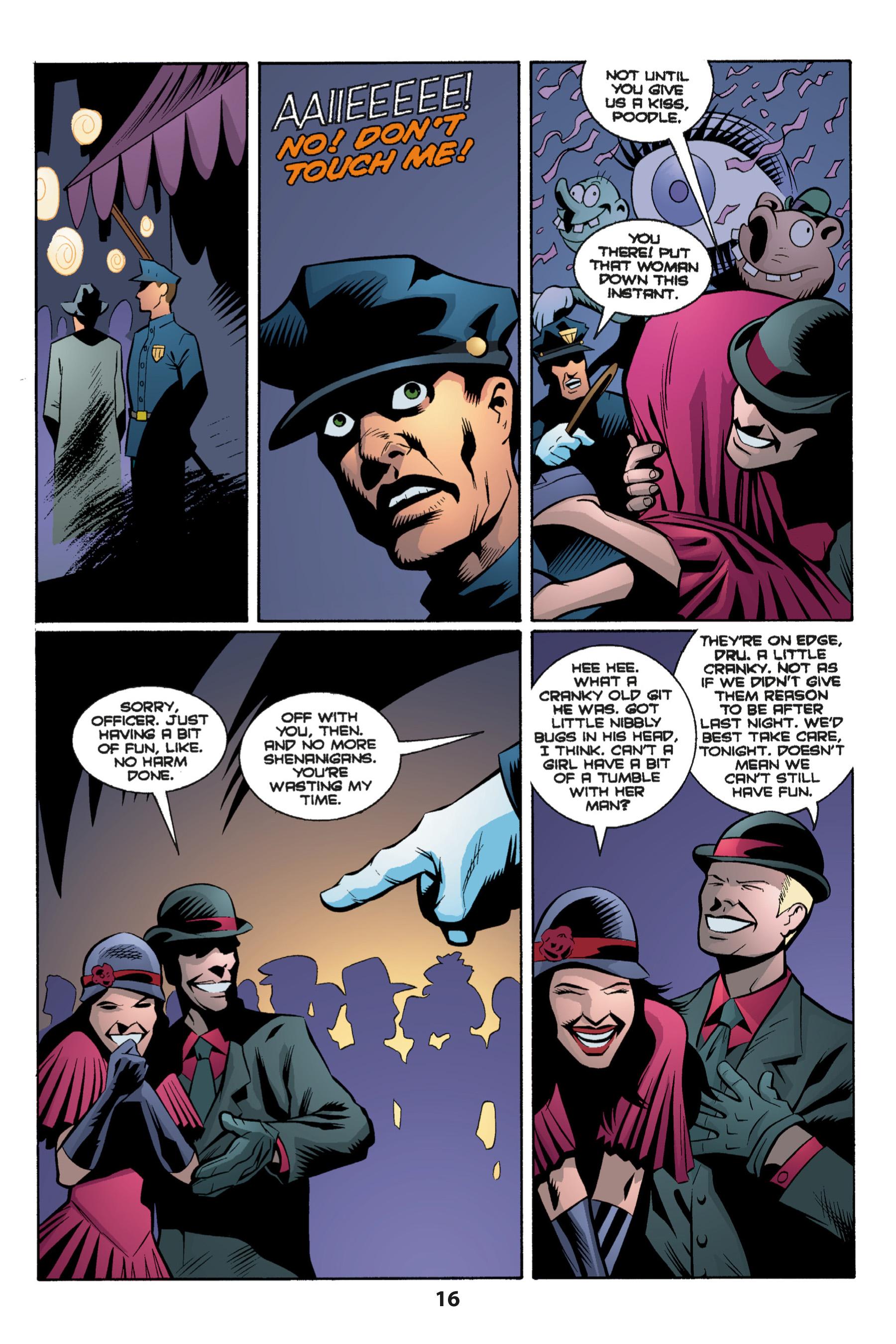 Read online Buffy the Vampire Slayer: Omnibus comic -  Issue # TPB 1 - 18