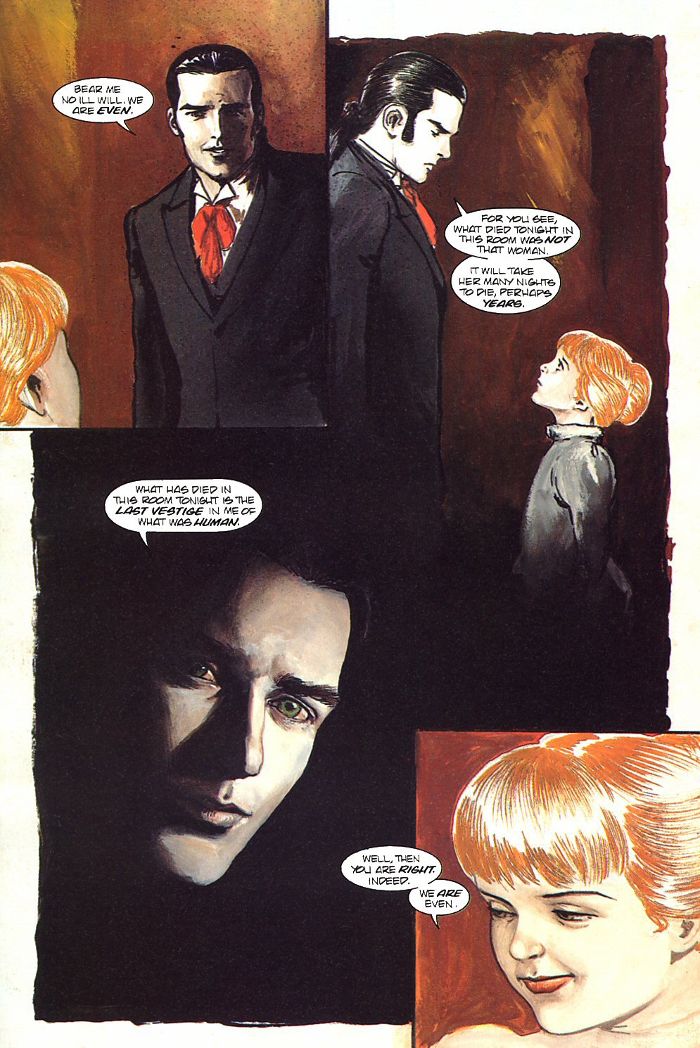 Read online Anne Rice's Interview with the Vampire comic -  Issue #9 - 32