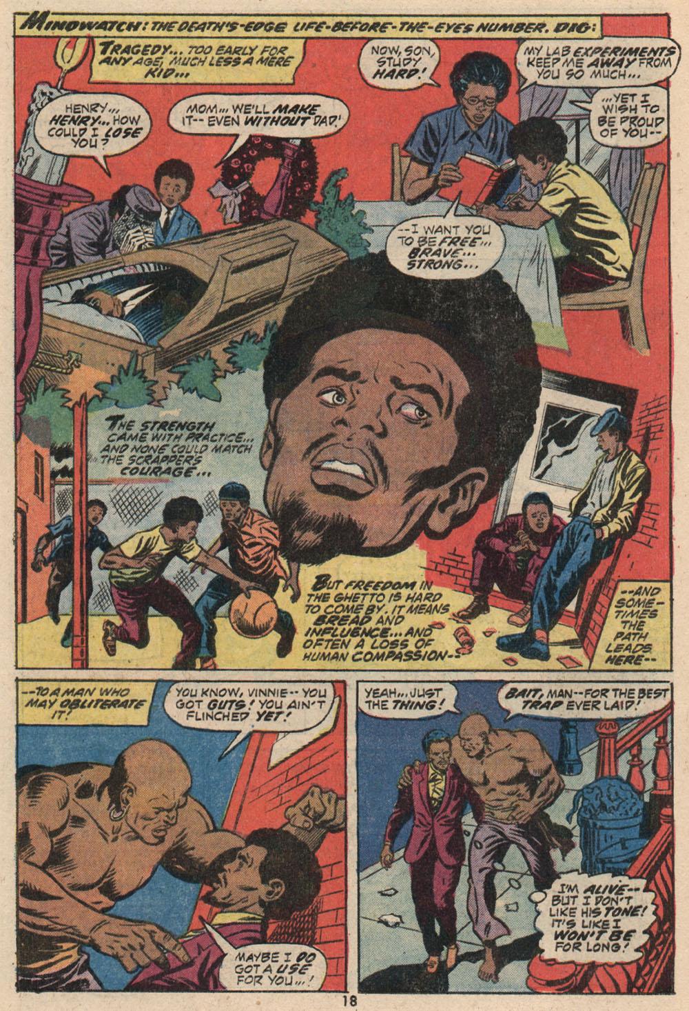 Read online Astonishing Tales (1970) comic -  Issue #16 - 13
