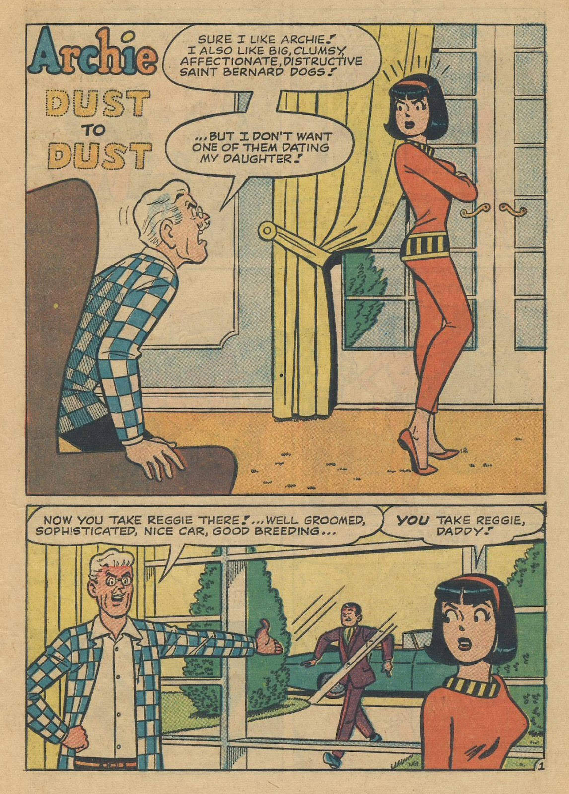 Read online Archie (1960) comic -  Issue #170 - 13