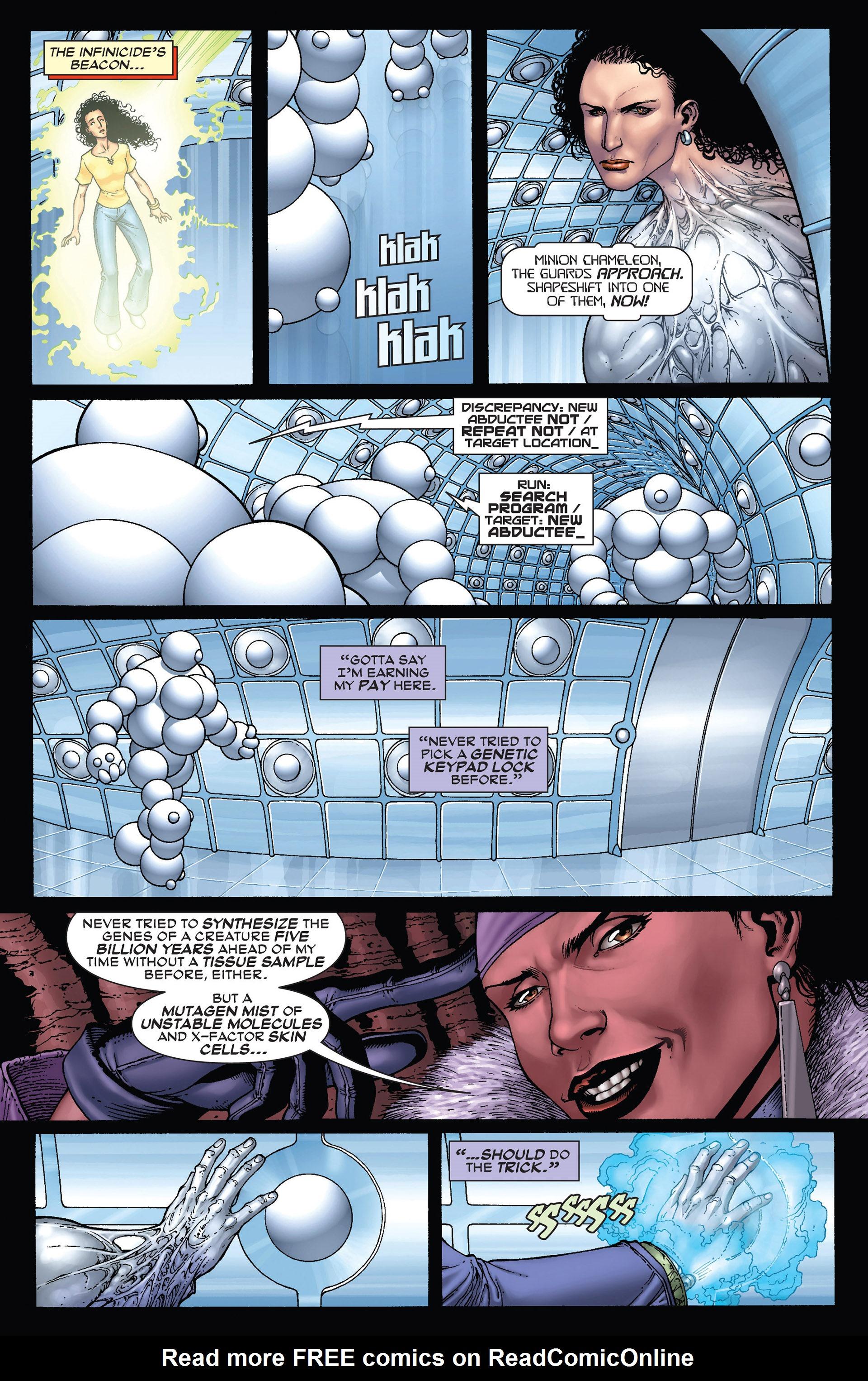 Read online Super-Villain Team-Up/MODOK's 11 comic -  Issue #3 - 8
