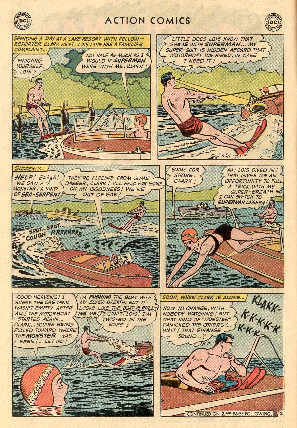 Read online Action Comics (1938) comic -  Issue #326 - 4