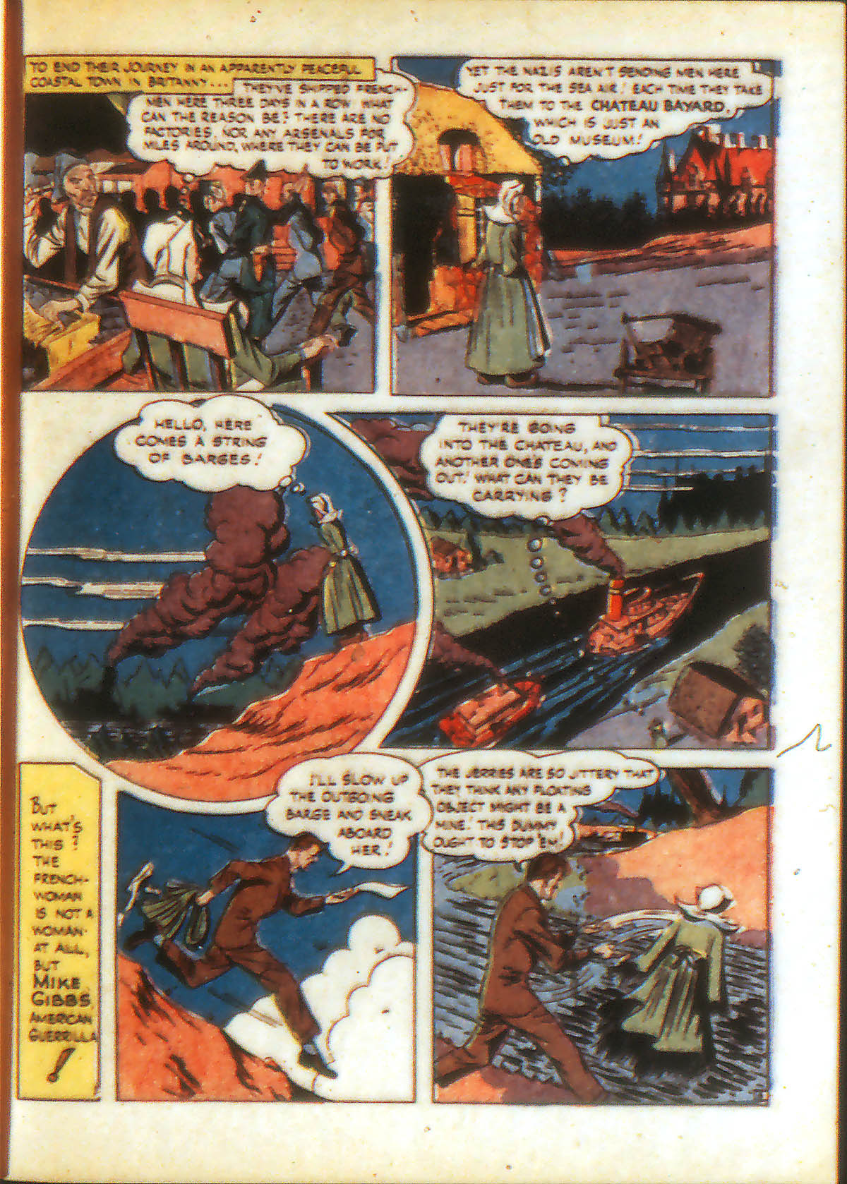 Read online Adventure Comics (1938) comic -  Issue #88 - 51