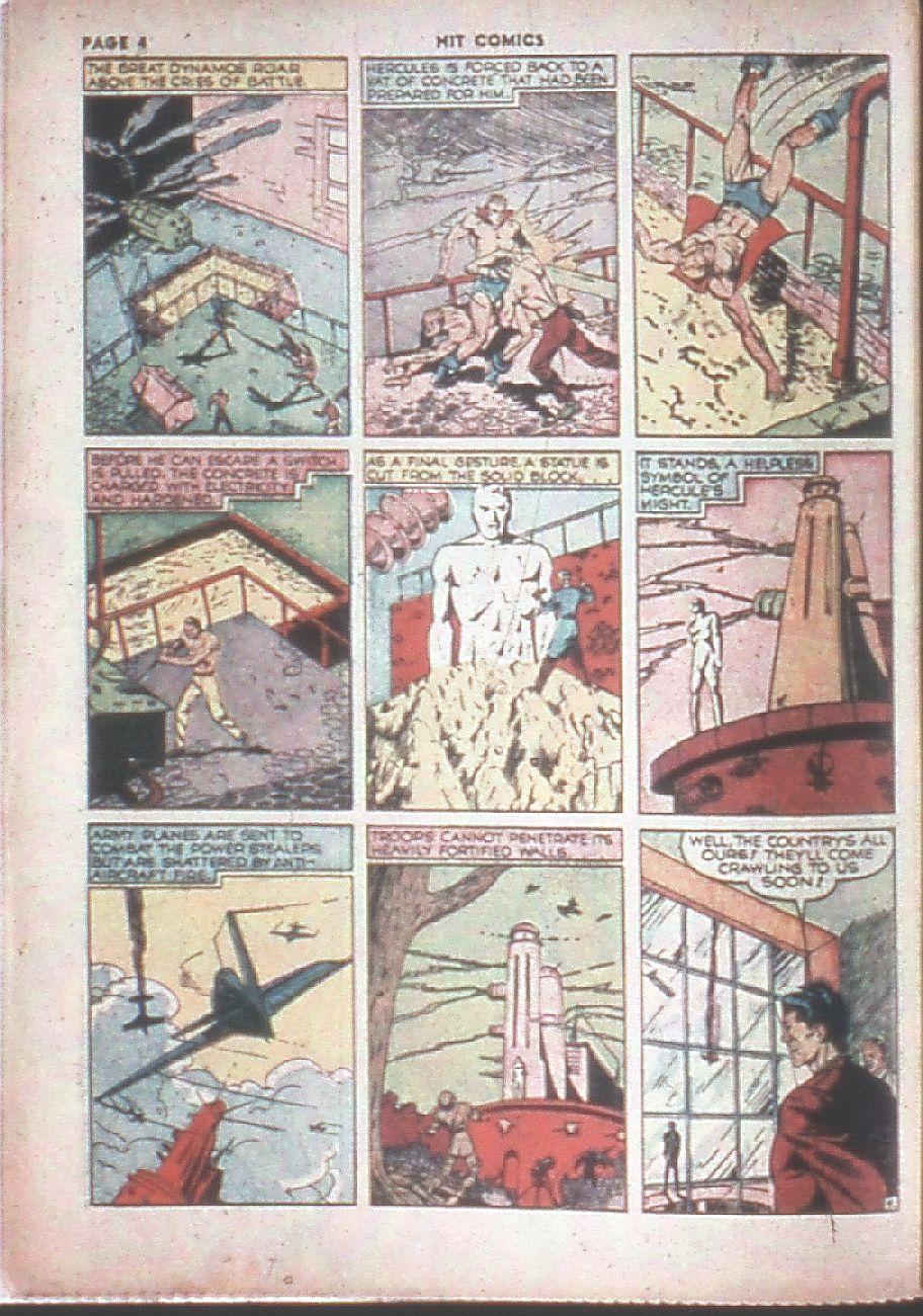 Read online Hit Comics comic -  Issue #8 - 6