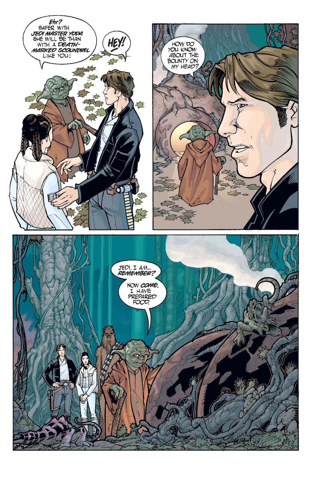 Read online Star Wars Legends: Infinities - Epic Collection comic -  Issue # TPB (Part 2) - 44