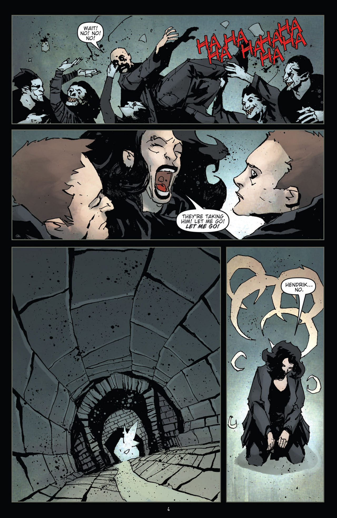Read online 30 Days of Night (2011) comic -  Issue #11 - 6