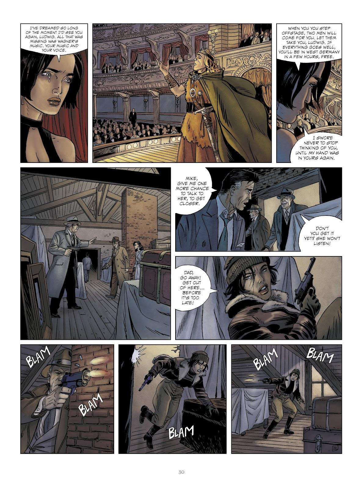 Read online Sherman comic -  Issue #6 - 30