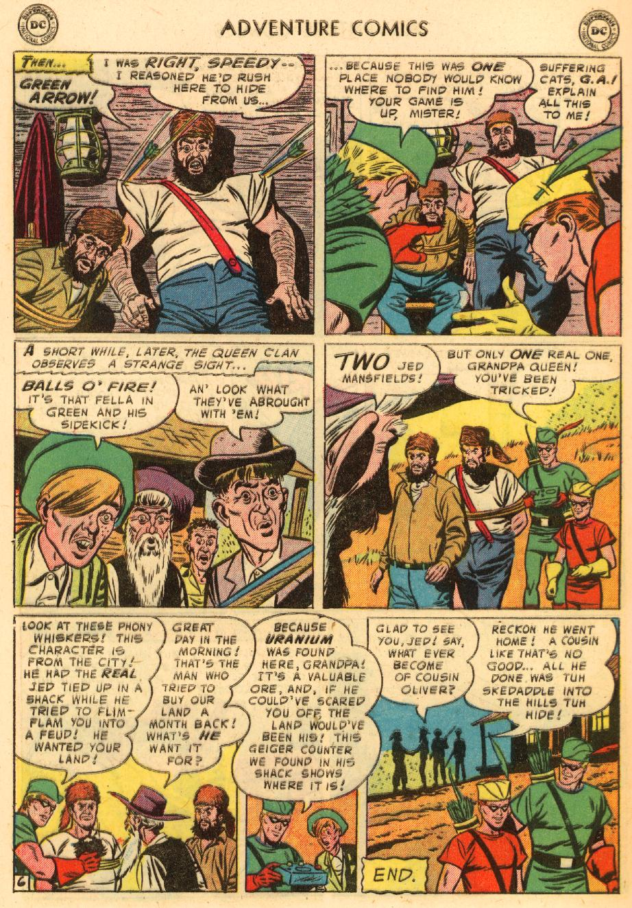 Read online Adventure Comics (1938) comic -  Issue #228 - 32