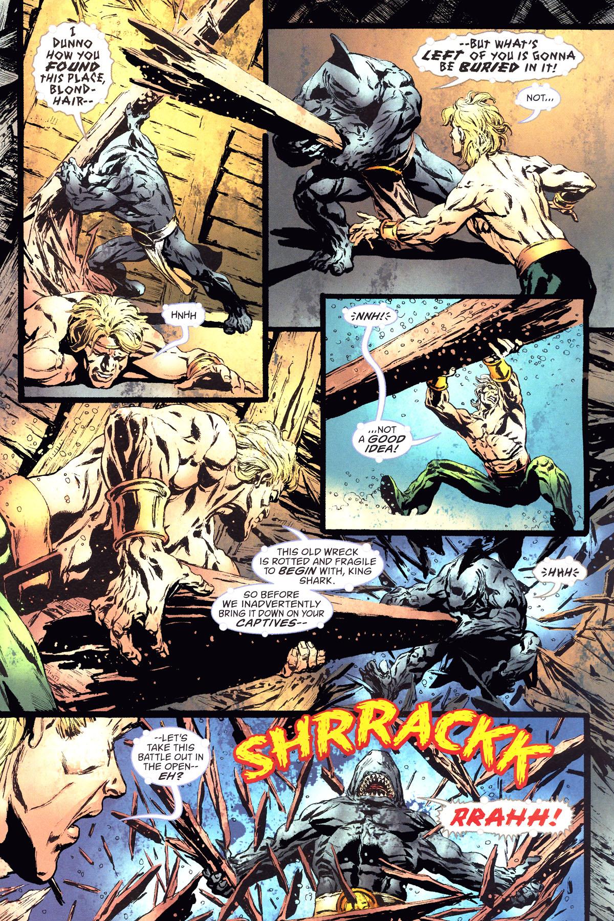 Read online Aquaman: Sword of Atlantis comic -  Issue #47 - 12