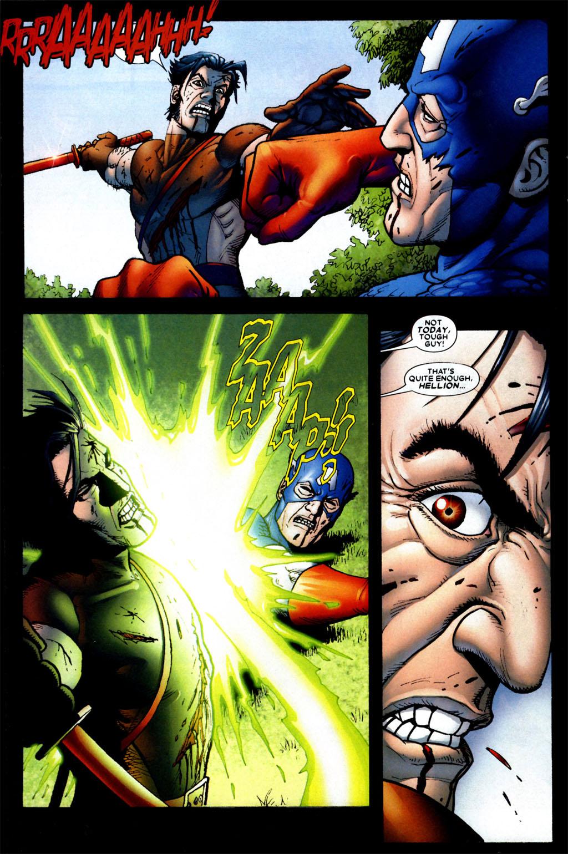 Read online Wolverine: Origins comic -  Issue #4 - 24