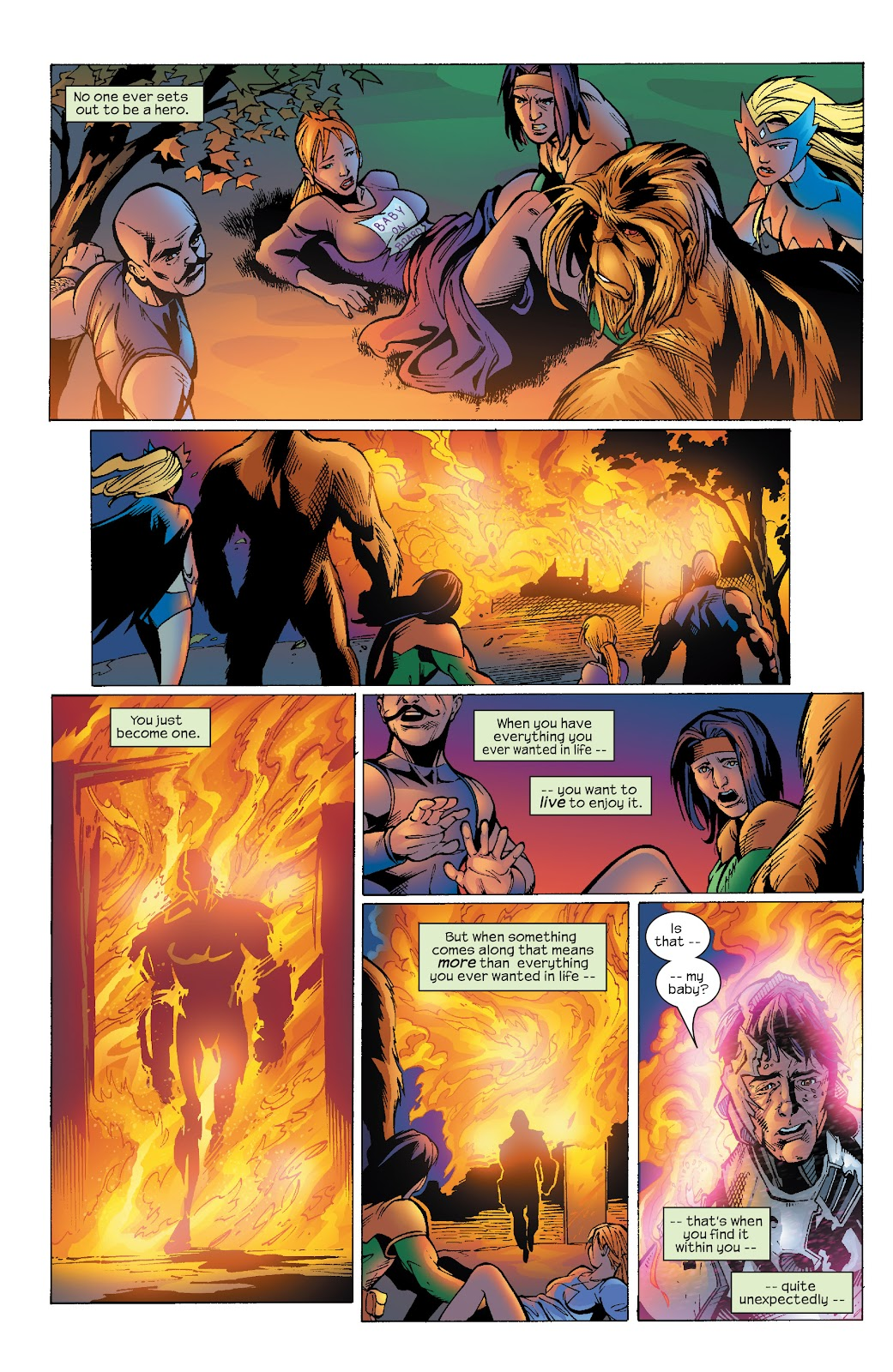 Read online X-Men: Unstoppable comic -  Issue # TPB (Part 4) - 8