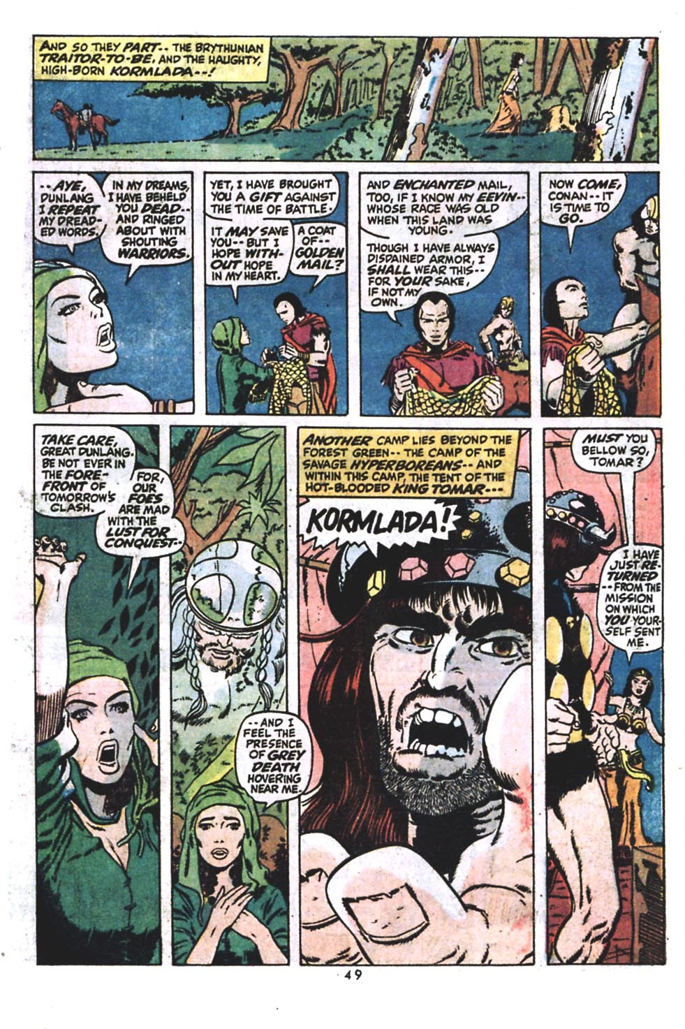 Giant-Size Conan issue 1 - Page 40