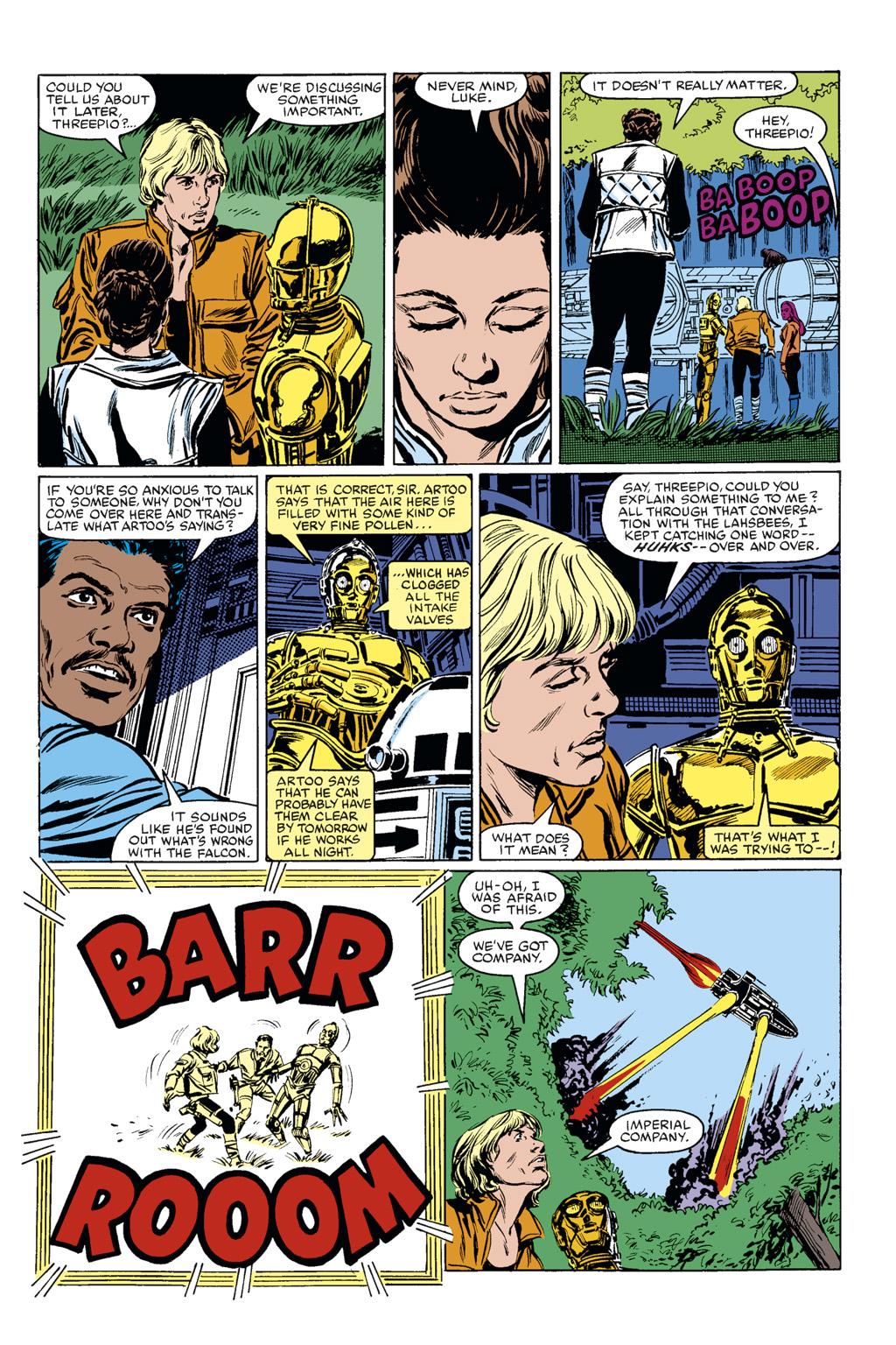 Read online Star Wars Omnibus comic -  Issue # Vol. 18 - 122
