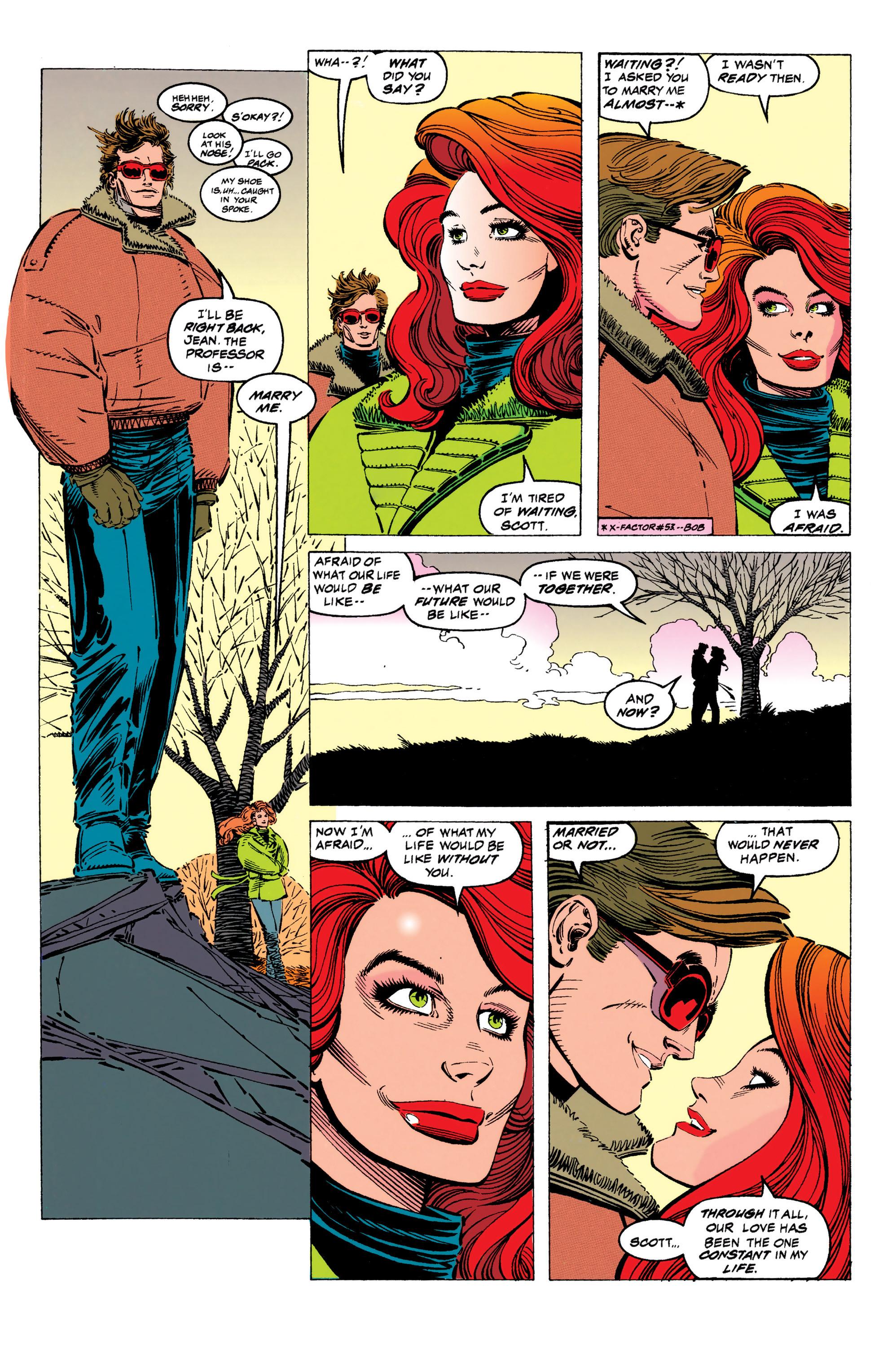 Read online Uncanny X-Men (1963) comic -  Issue #308 - 16