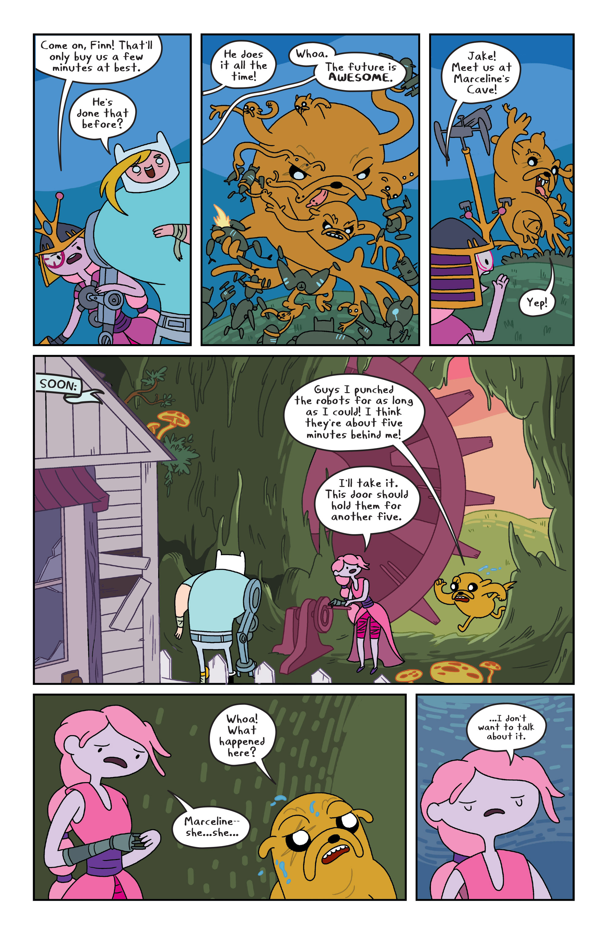 Read online Adventure Time comic -  Issue #Adventure Time _TPB 2 - 69