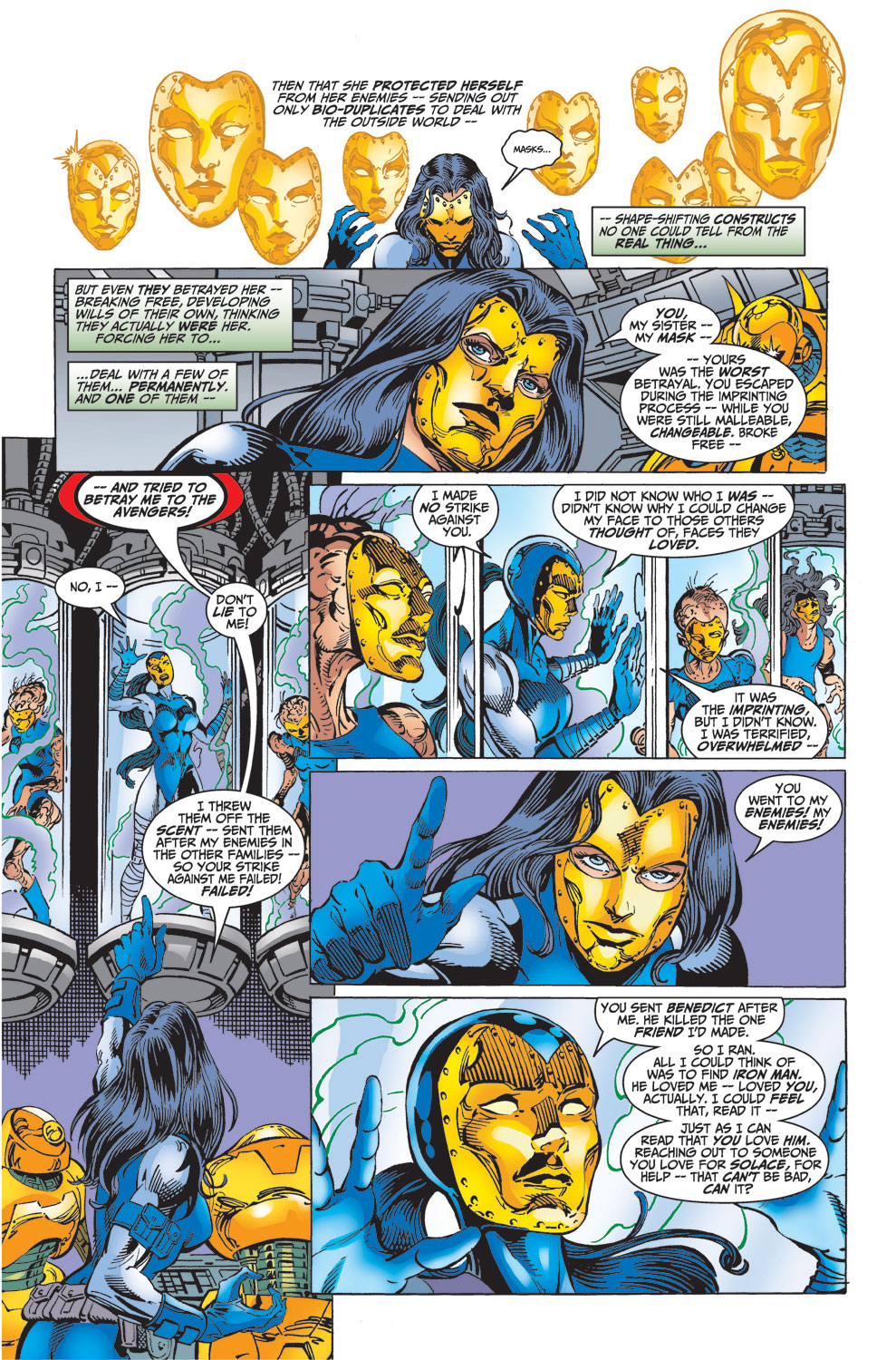 Read online Avengers (1998) comic -  Issue #32 - 15