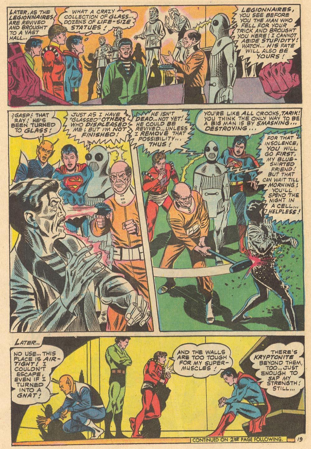 Read online Adventure Comics (1938) comic -  Issue #372 - 23