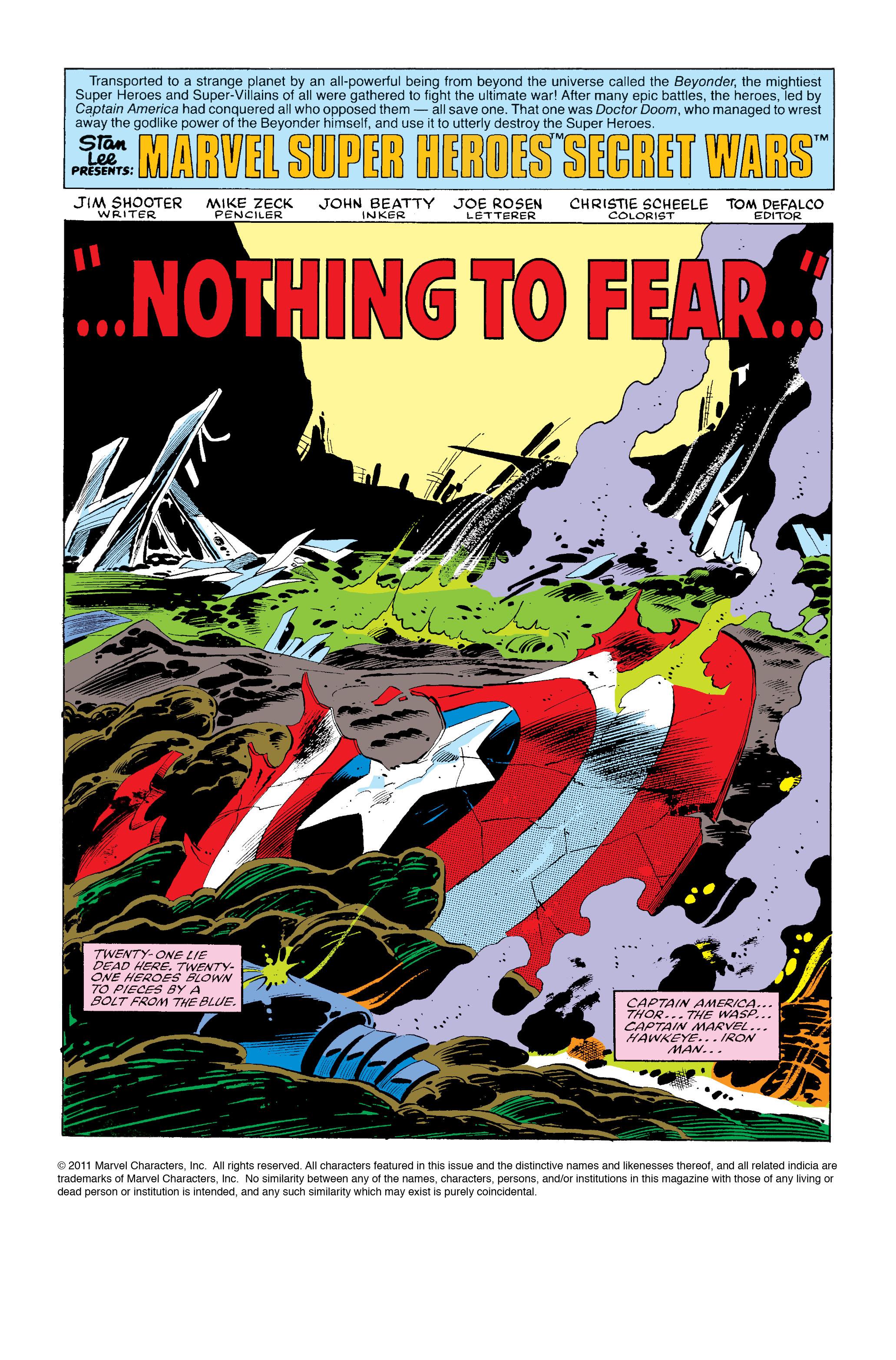 Read online Secret Wars Prelude comic -  Issue # Full - 58