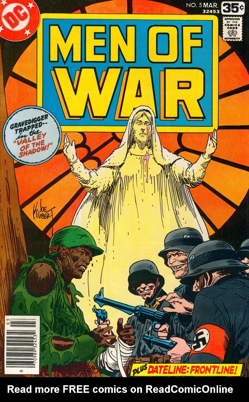 Men of War 5 Page 1