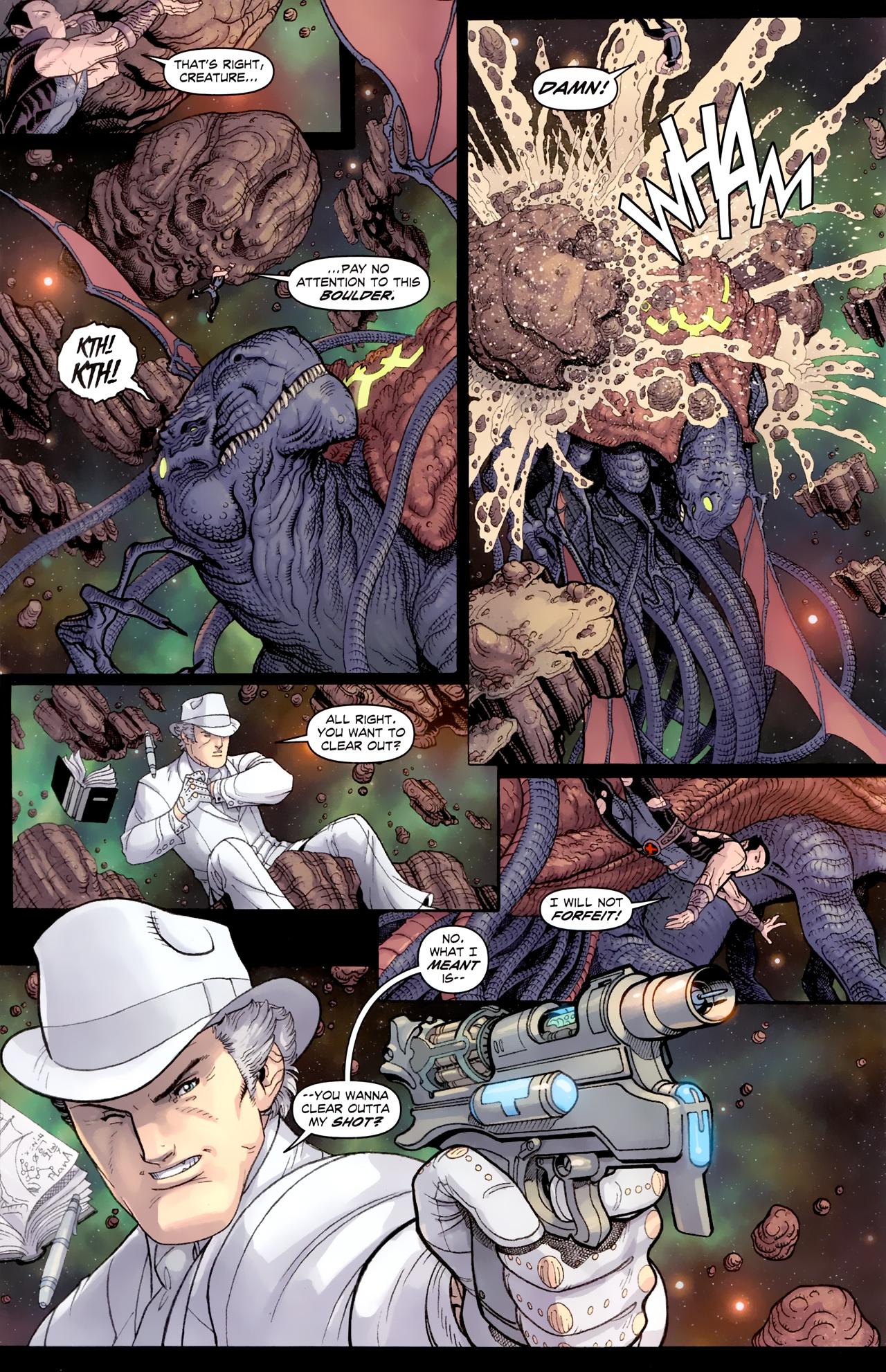 Read online Uncanny X-Men (1963) comic -  Issue # _Annual 3 (2011) - 27