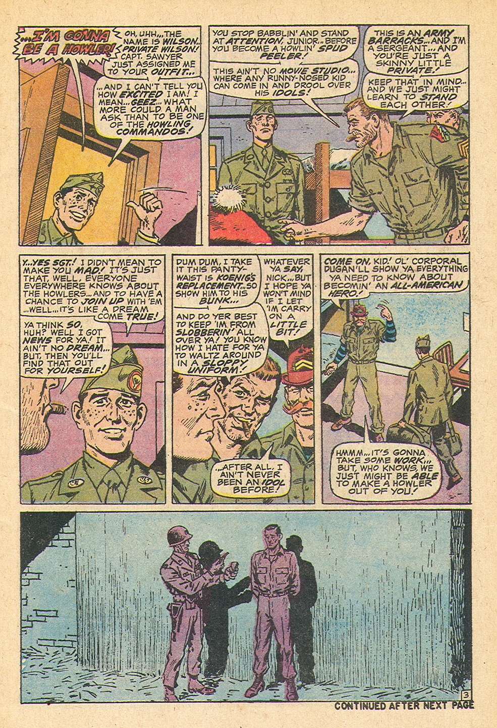 Read online Sgt. Fury comic -  Issue #75 - 5