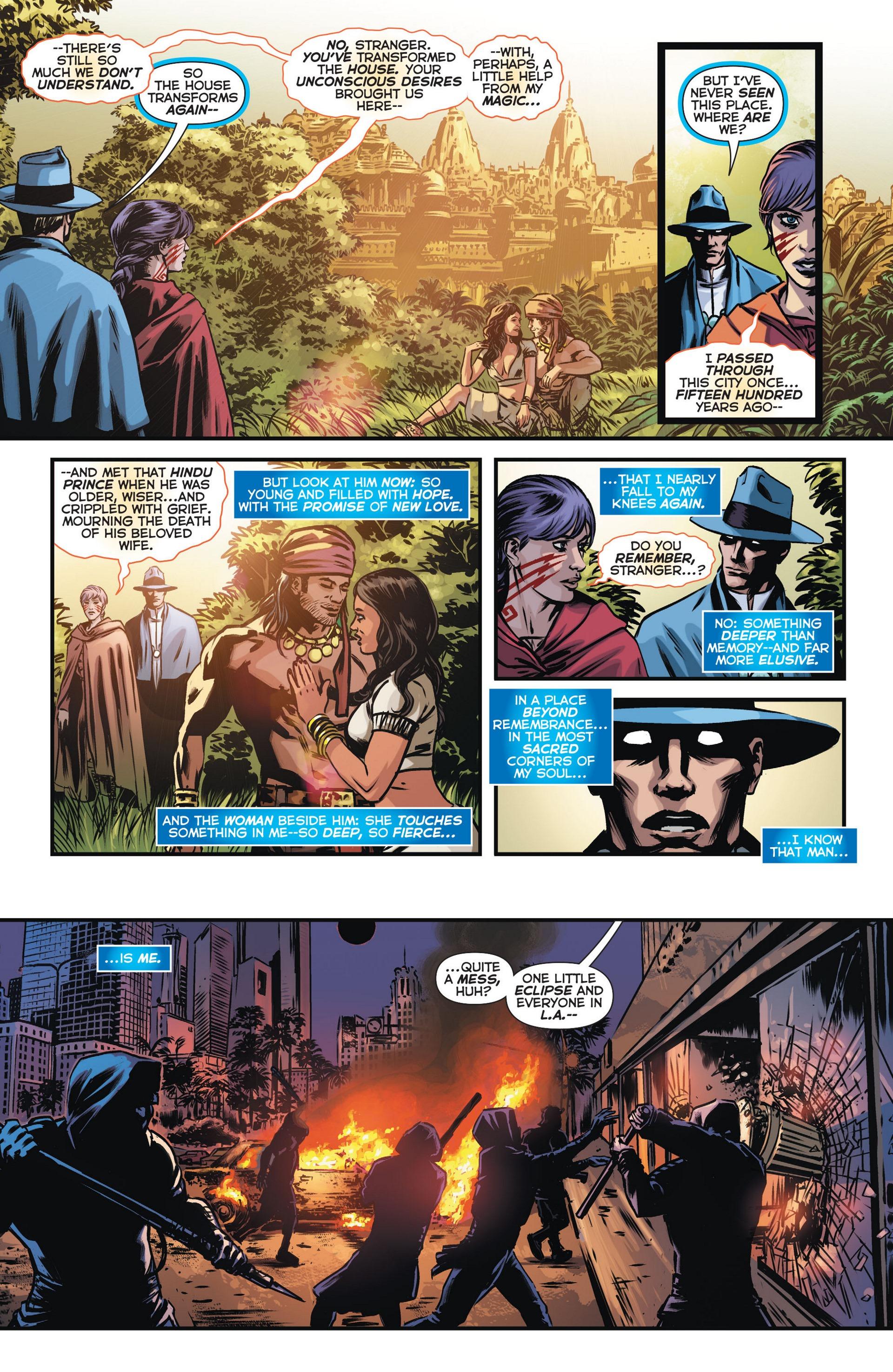 Read online Trinity of Sin: The Phantom Stranger comic -  Issue #14 - 15