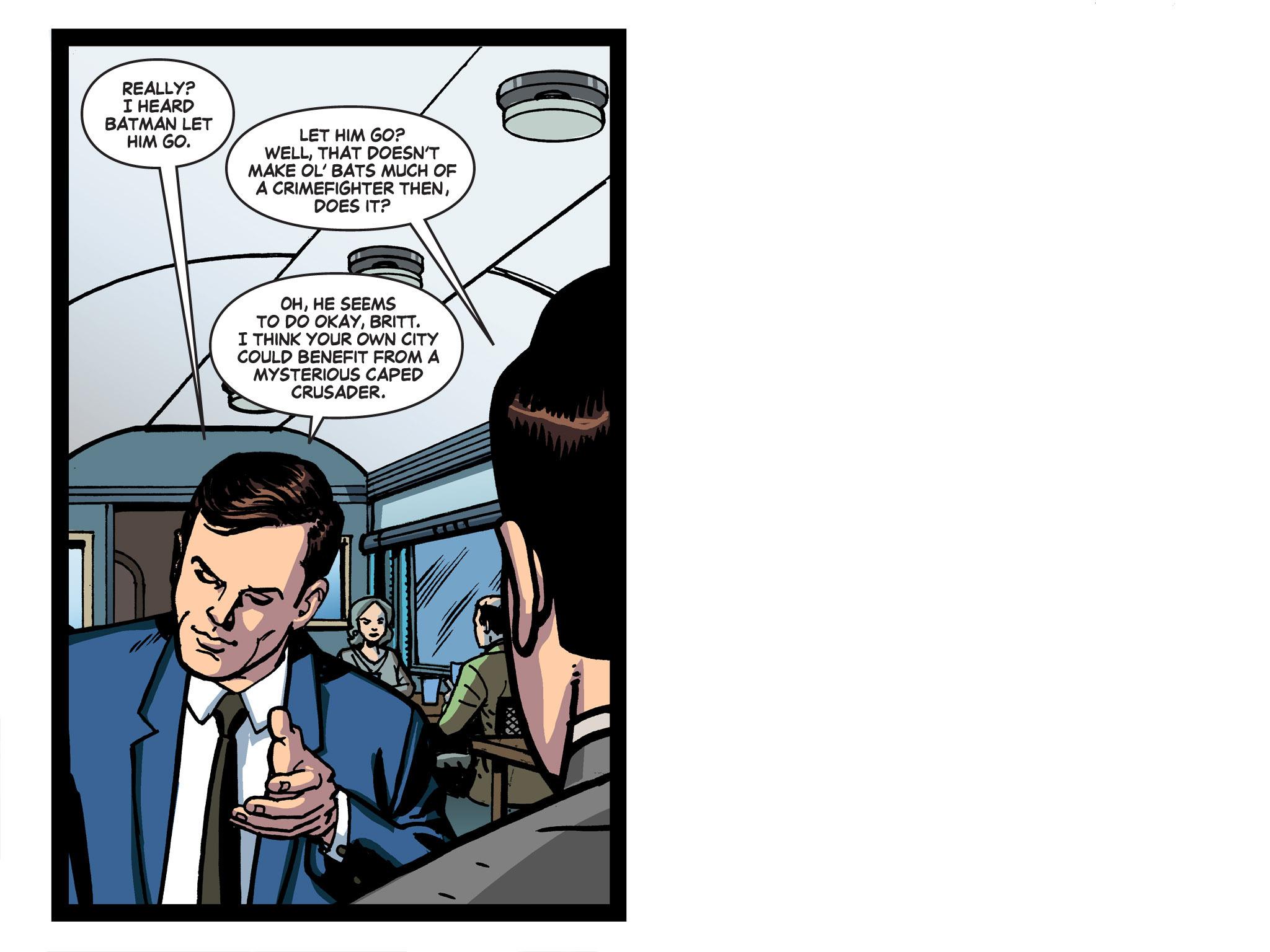 Read online Batman '66 Meets the Green Hornet [II] comic -  Issue #1 - 59