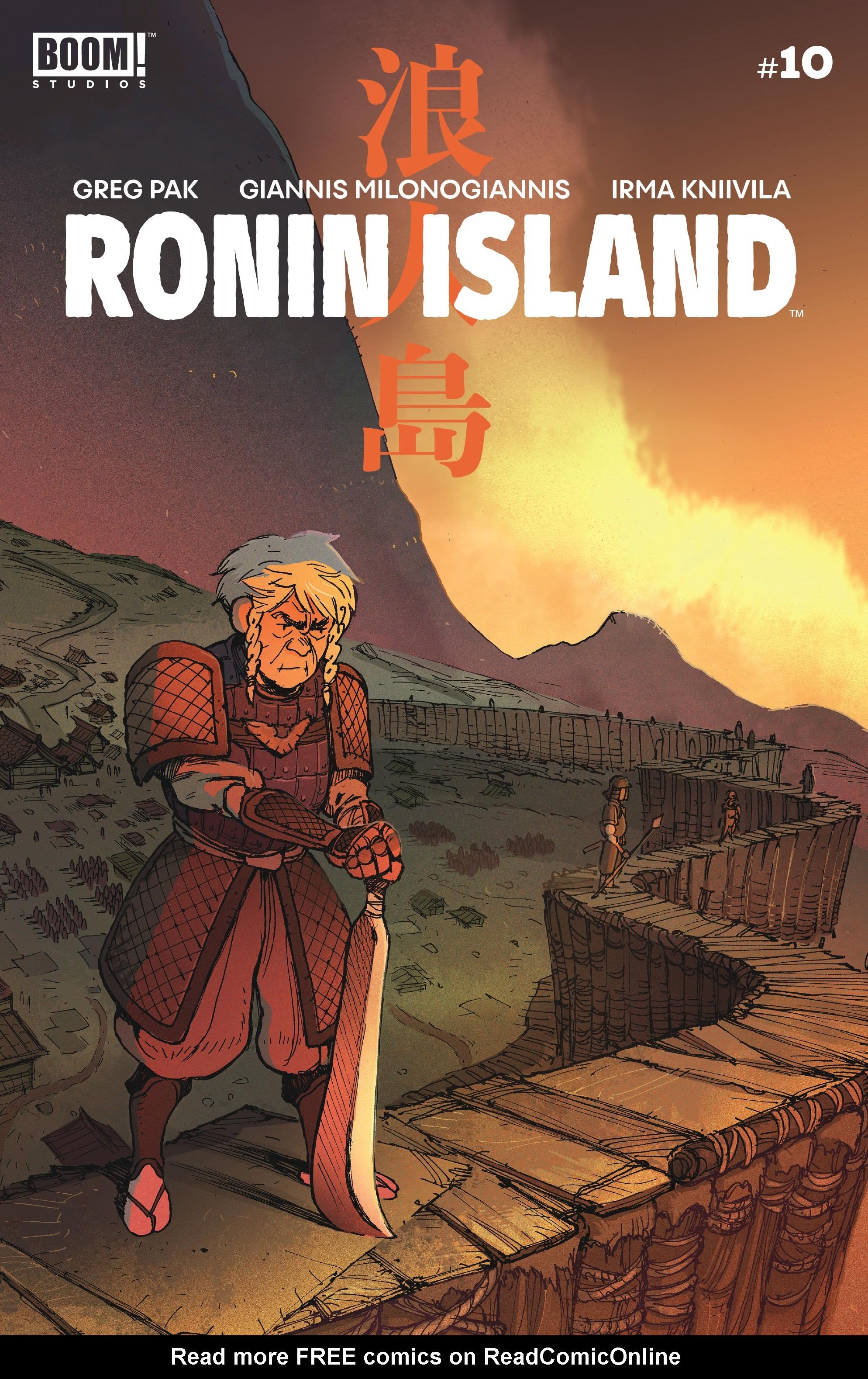 Ronin Island 10 Page 1