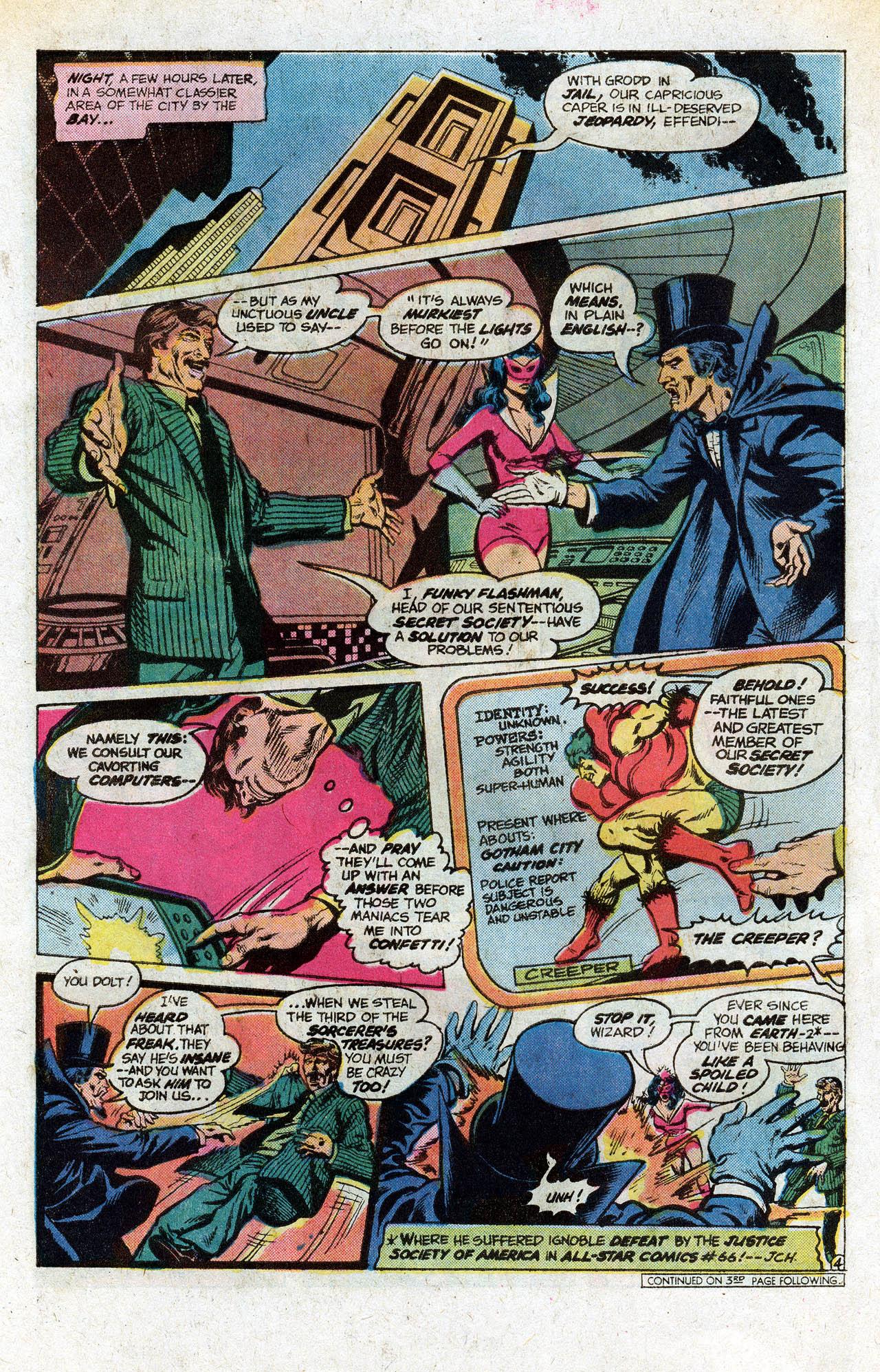 Read online Secret Society of Super-Villains comic -  Issue #9 - 6