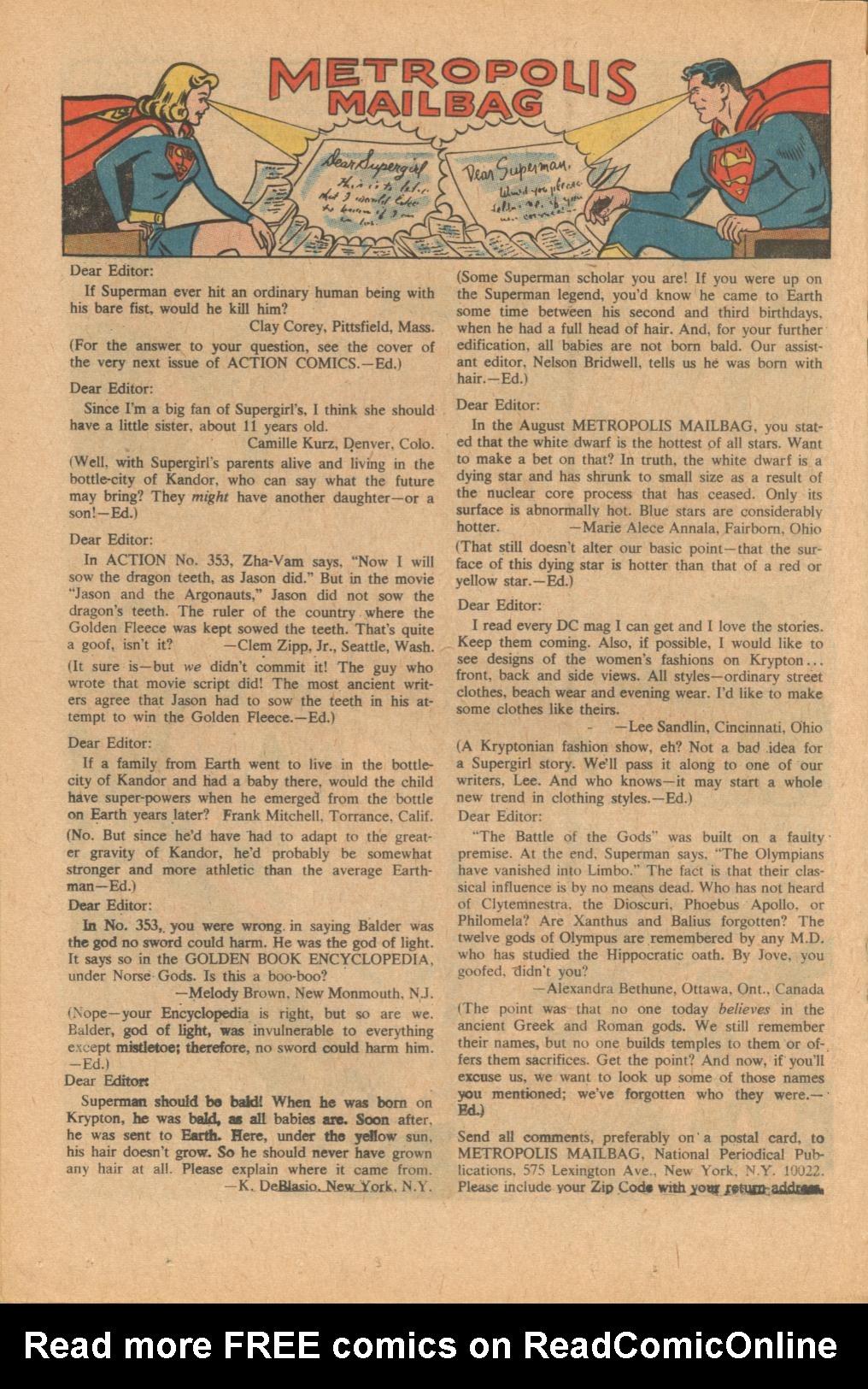 Action Comics (1938) 357 Page 17