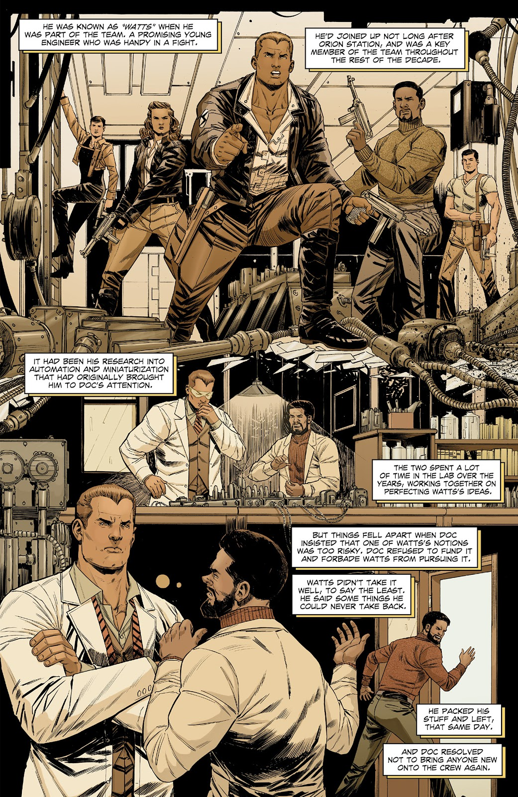 Doc Savage (2013) issue 4 - Page 5