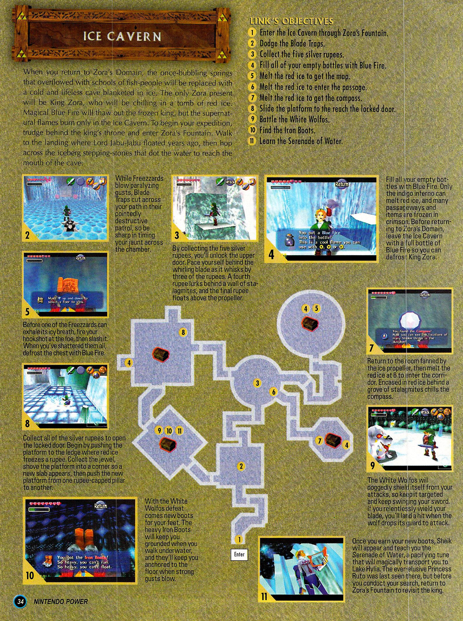 Nintendo Power #115 - Read Nintendo Power Issue #115 Online