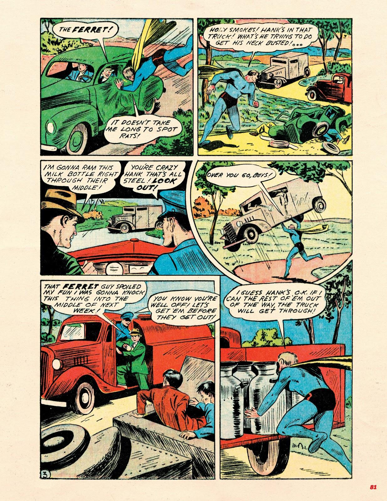 Read online Super Weird Heroes comic -  Issue # TPB 2 (Part 1) - 81