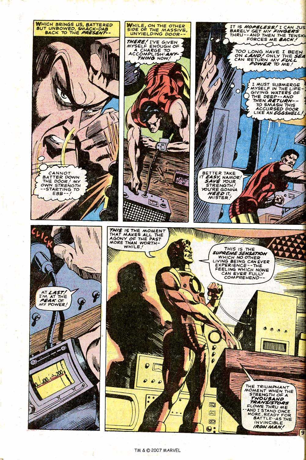 Iron Man Annual issue 1 - Page 46