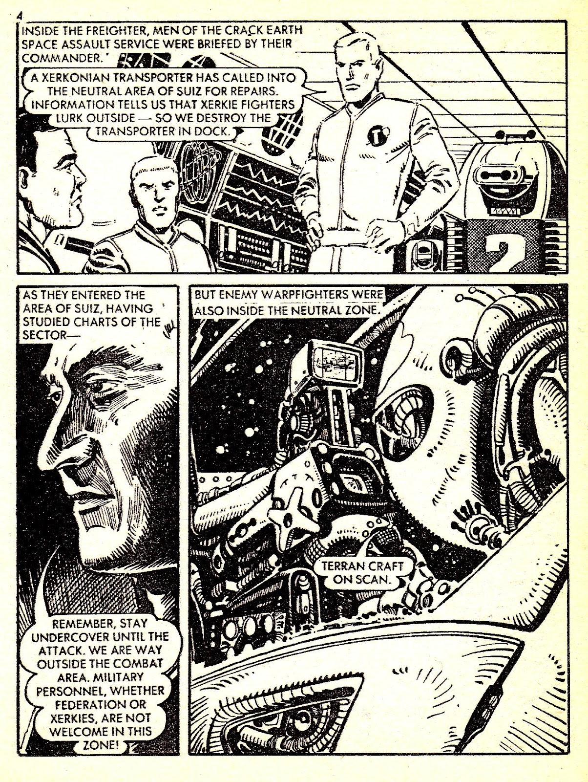 Starblazer issue 140 - Page 4