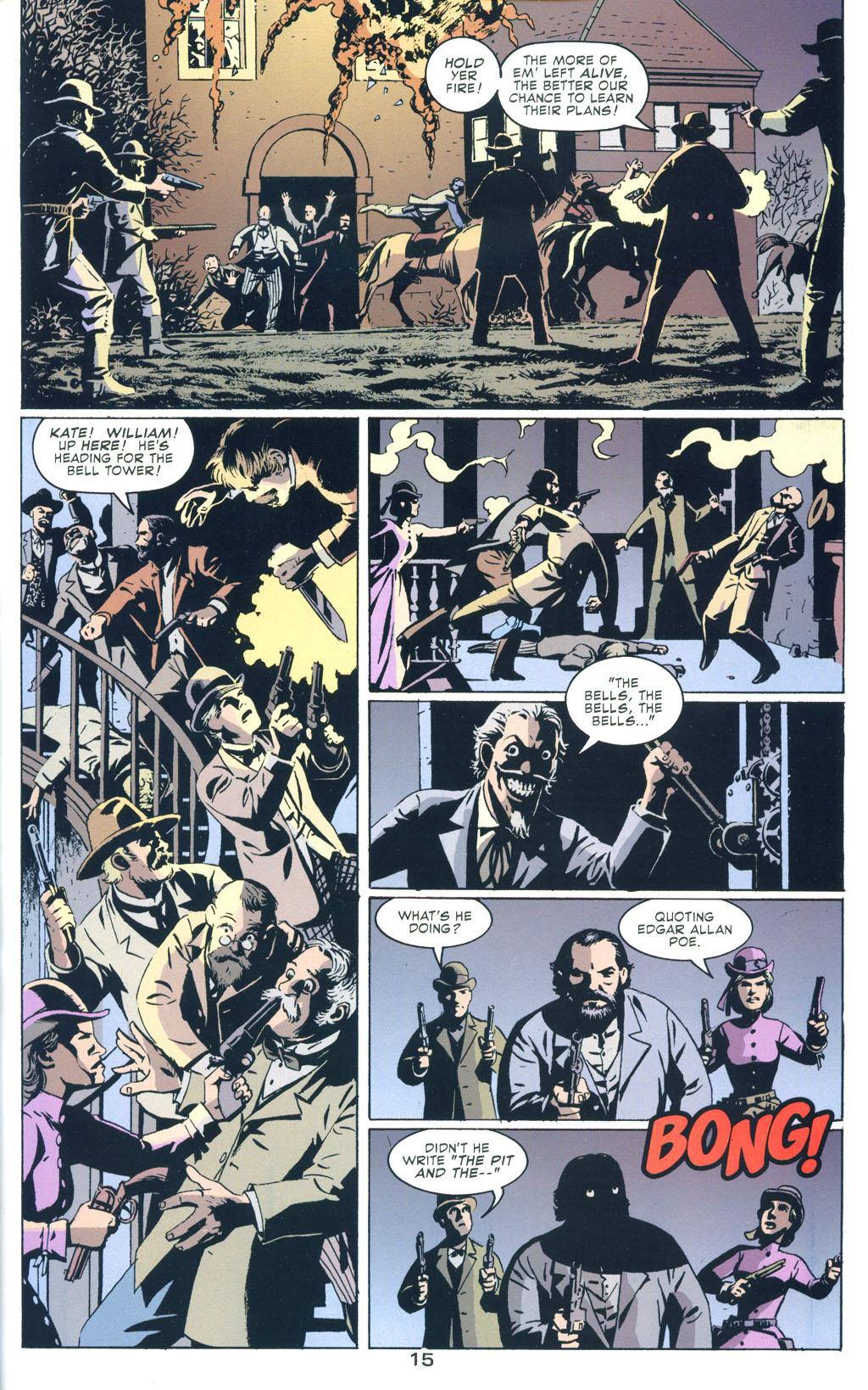 Read online Batman: Detective #27 comic -  Issue #27 TPB - 21