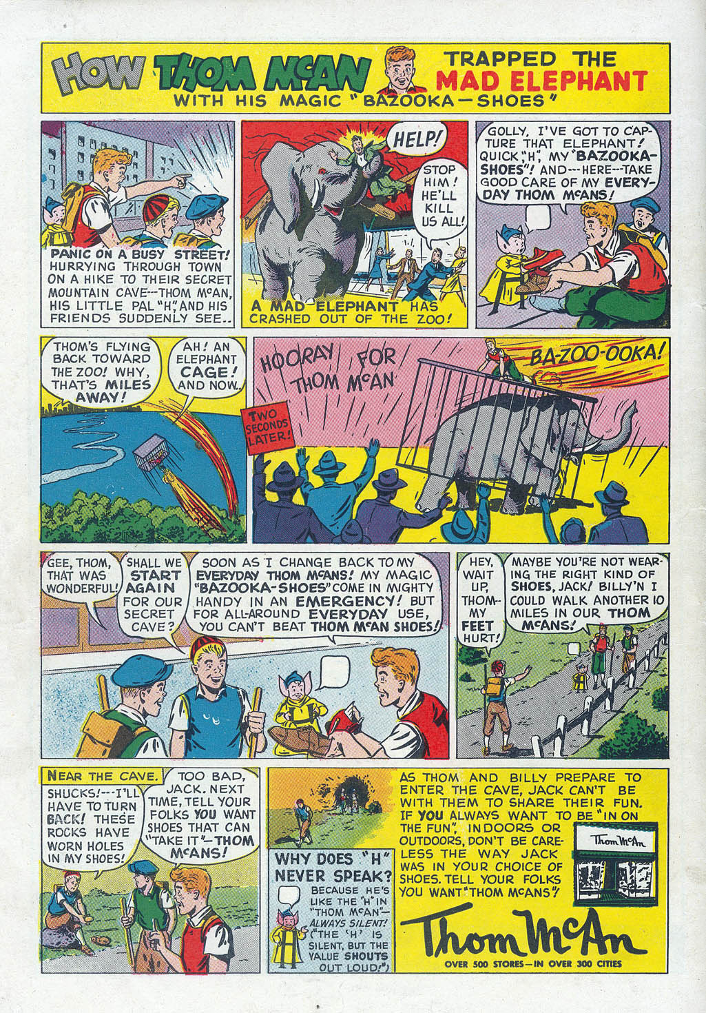Read online Wonder Woman (1942) comic -  Issue #17 - 52