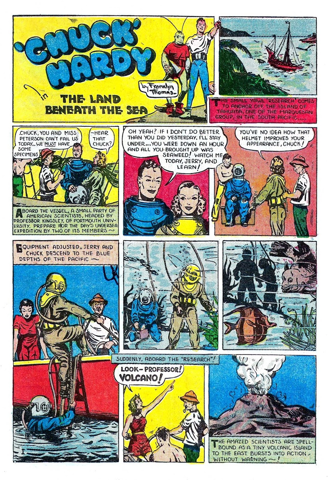 Amazing Man Comics issue 5 - Page 45