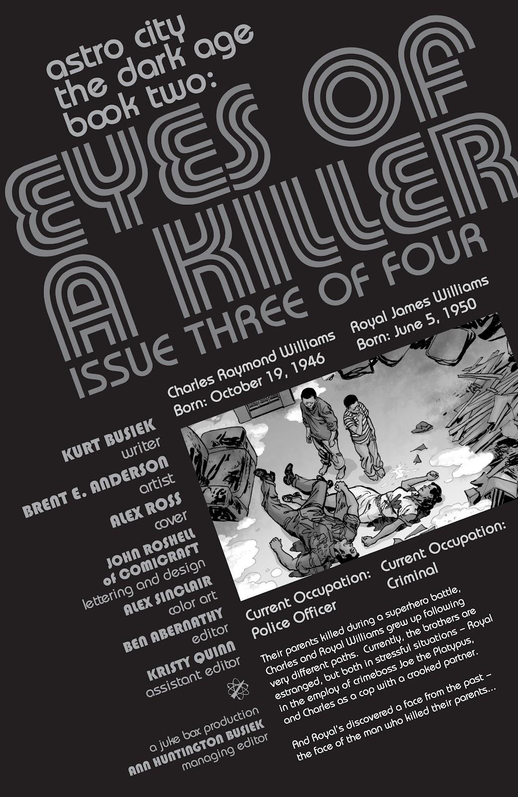 Astro City: Dark Age/Book Two Issue #3 #3 - English 2