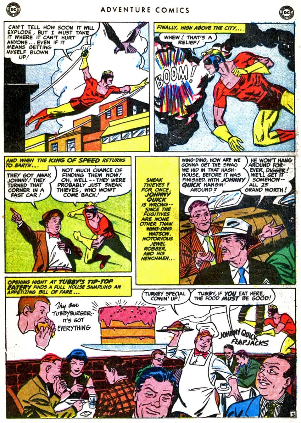Read online Adventure Comics (1938) comic -  Issue #160 - 27
