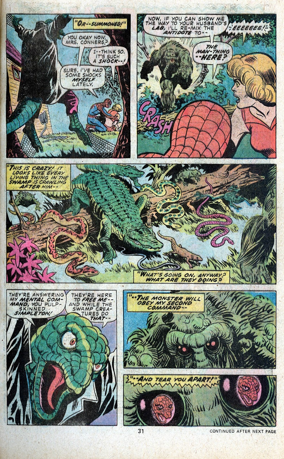 Giant-Size Spider-Man (1974) issue 5 - Page 33