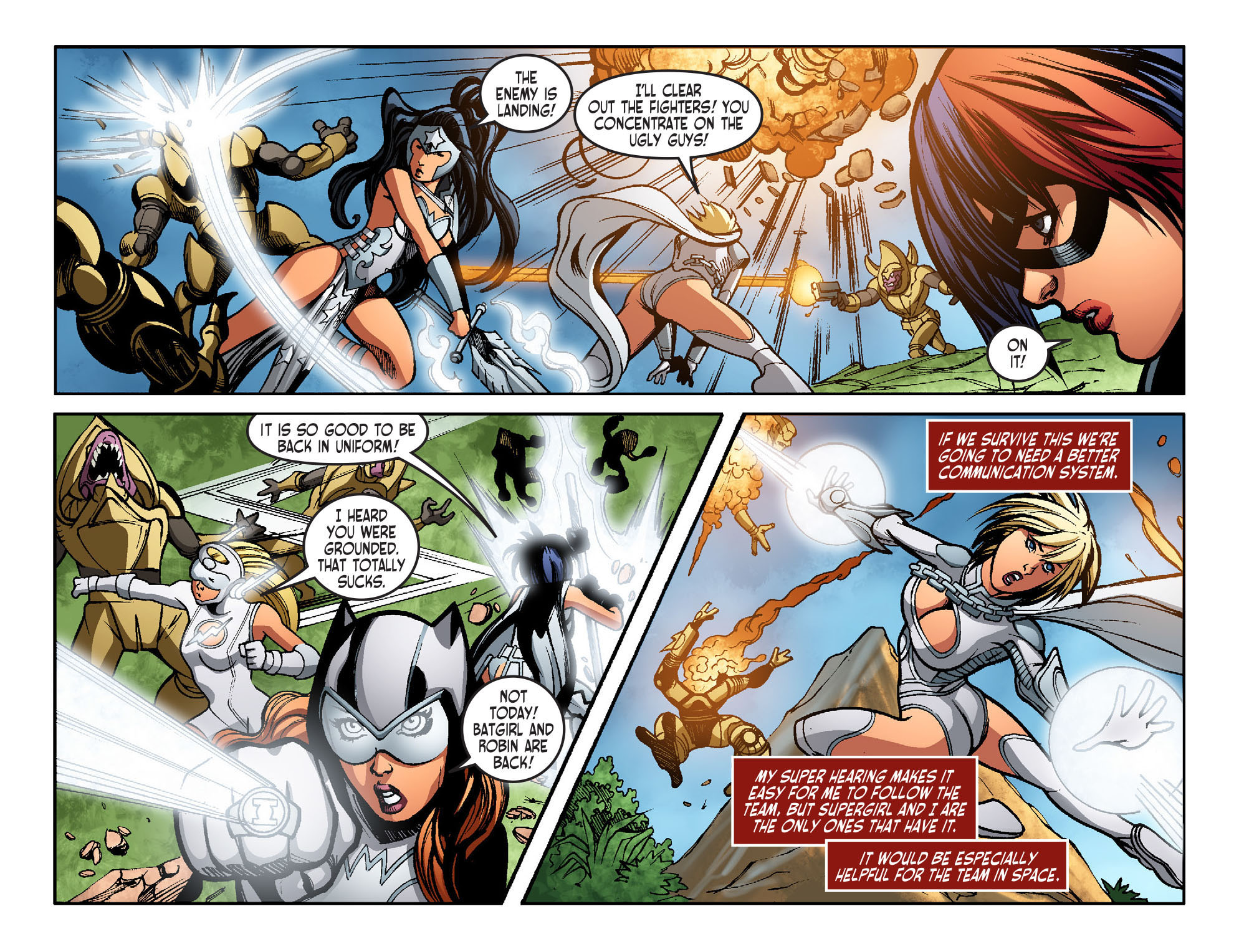 Read online Ame-Comi Girls comic -  Issue #17 - 16