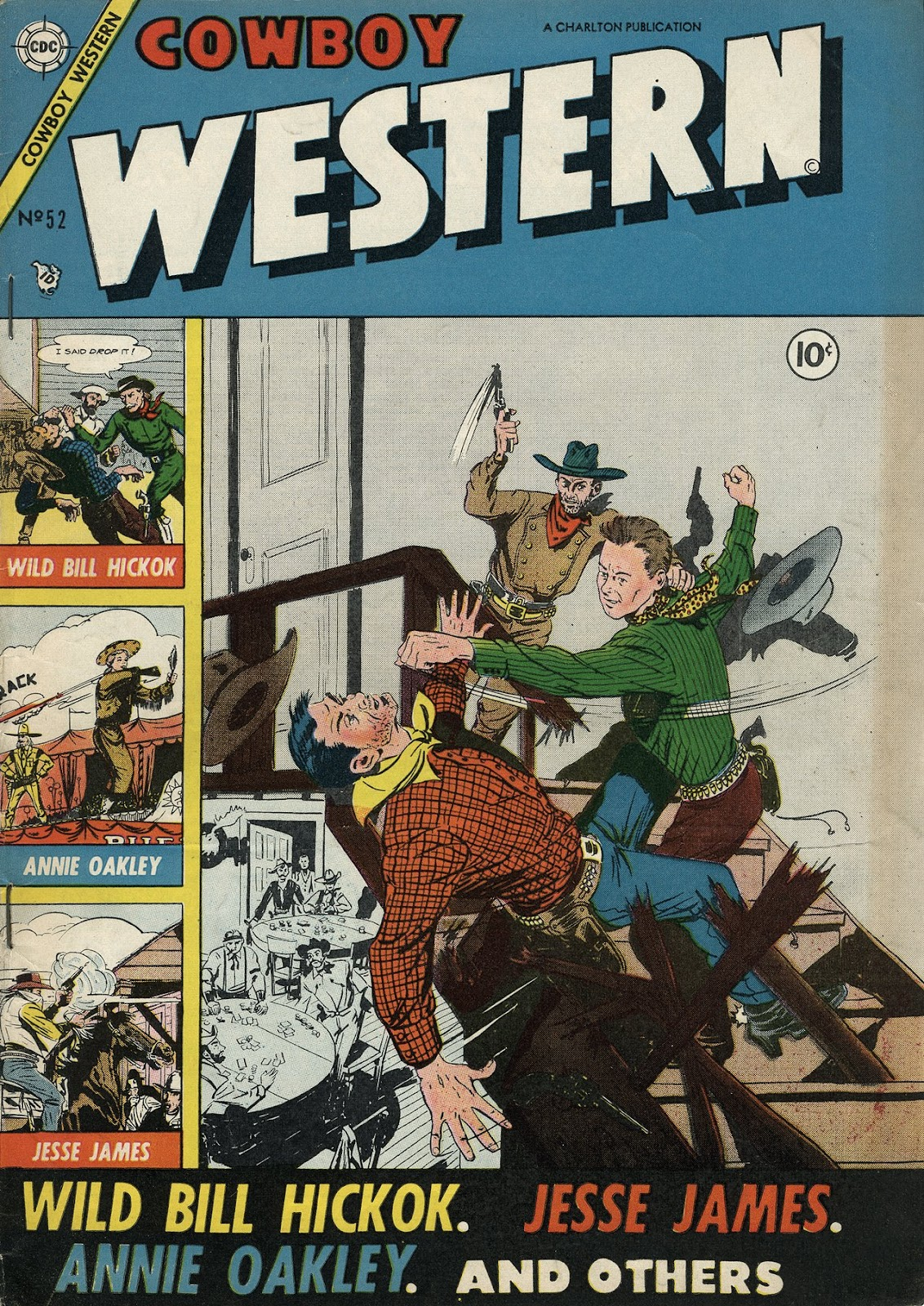Cowboy Western issue 52 - Page 1