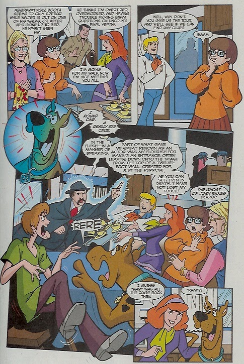 Read online Scooby-Doo (1997) comic -  Issue #129 - 7