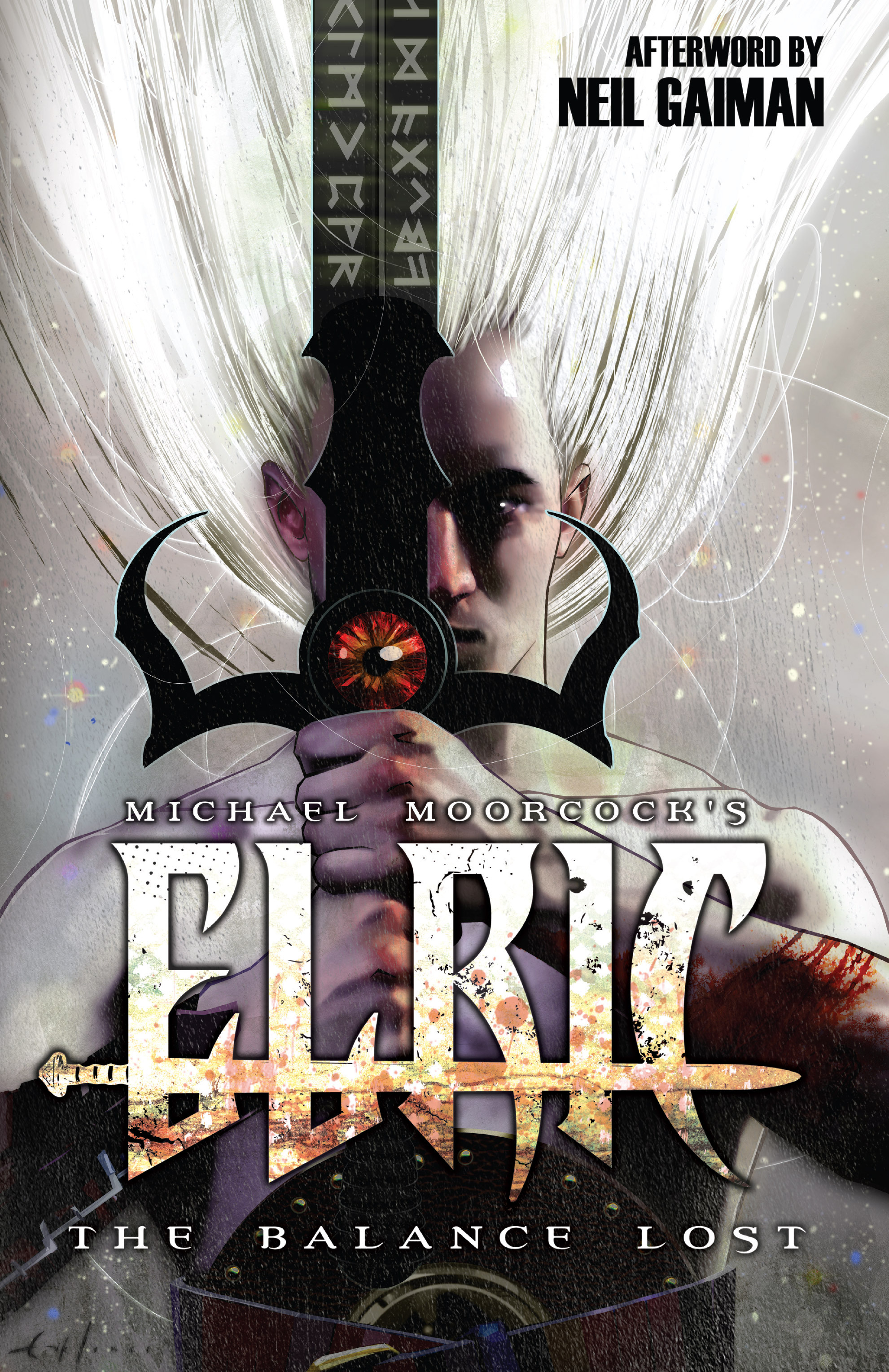 Read online Elric: The Balance Lost comic -  Issue # TPB 1 - 1