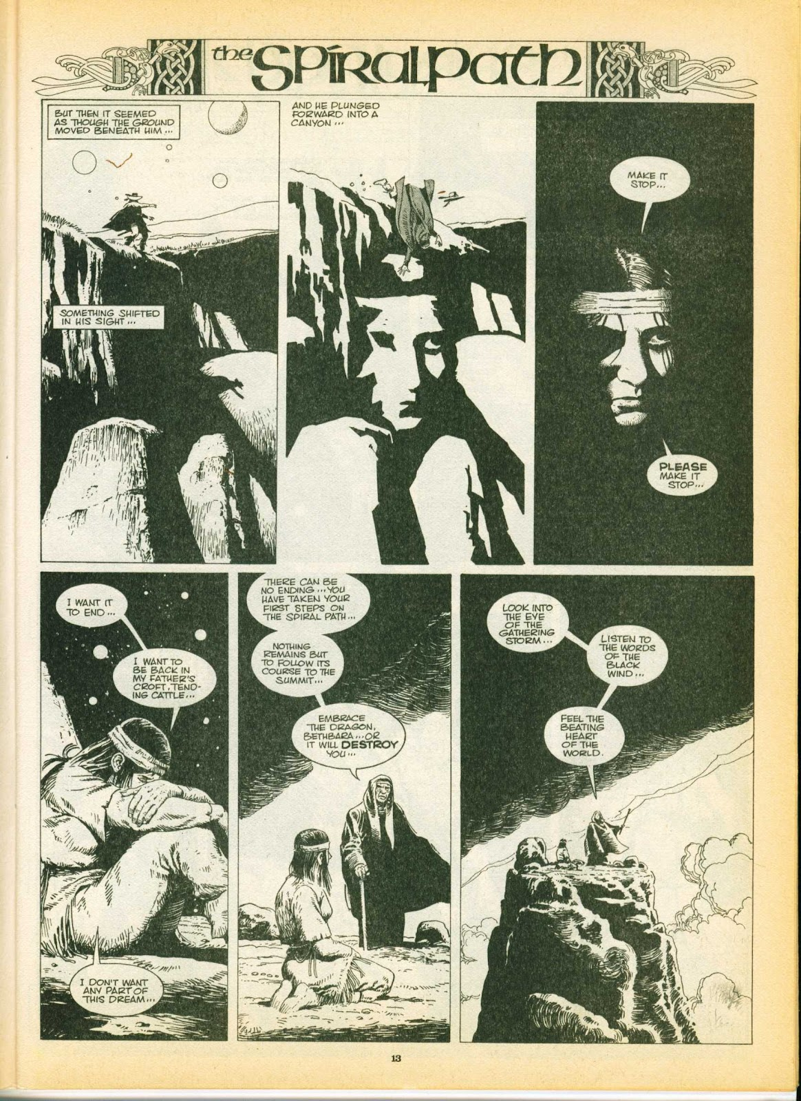 Warrior Issue #8 #9 - English 13