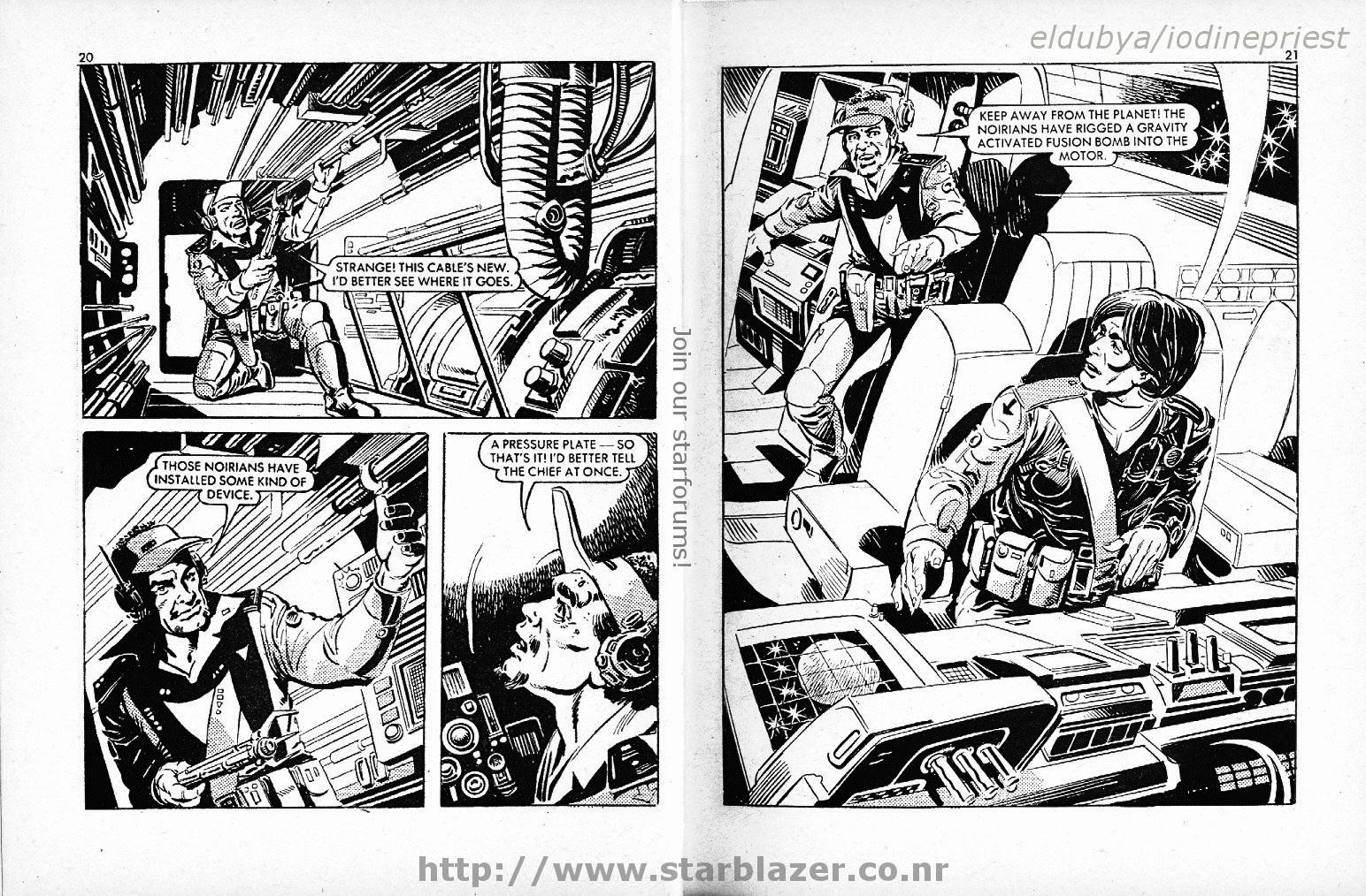 Starblazer issue 97 - Page 12