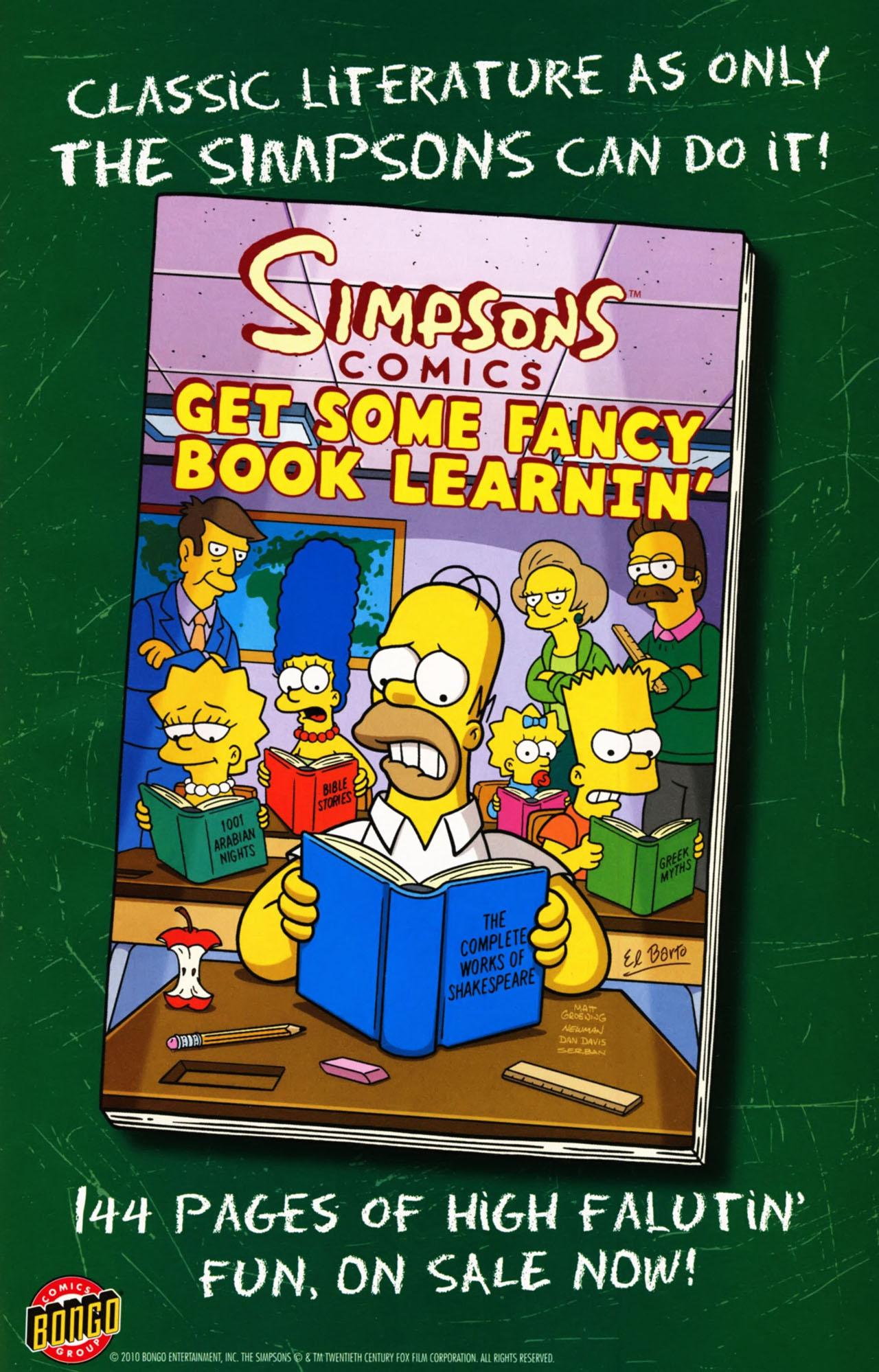 Read online Simpsons Comics Presents Bart Simpson comic -  Issue #53 - 34